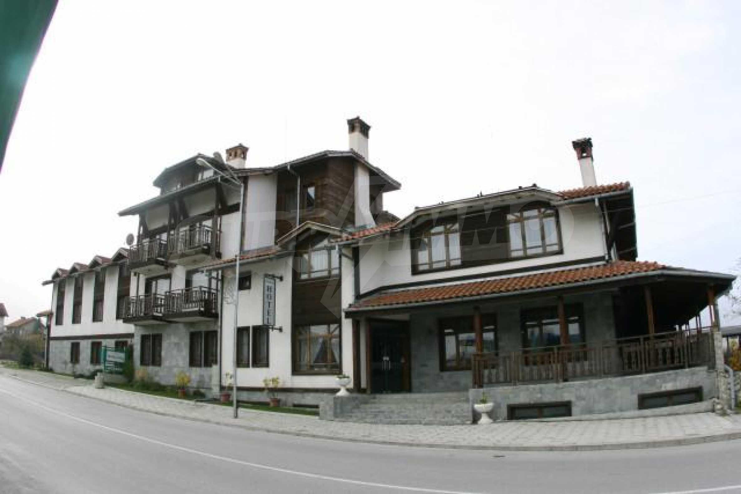 Отель в Банско