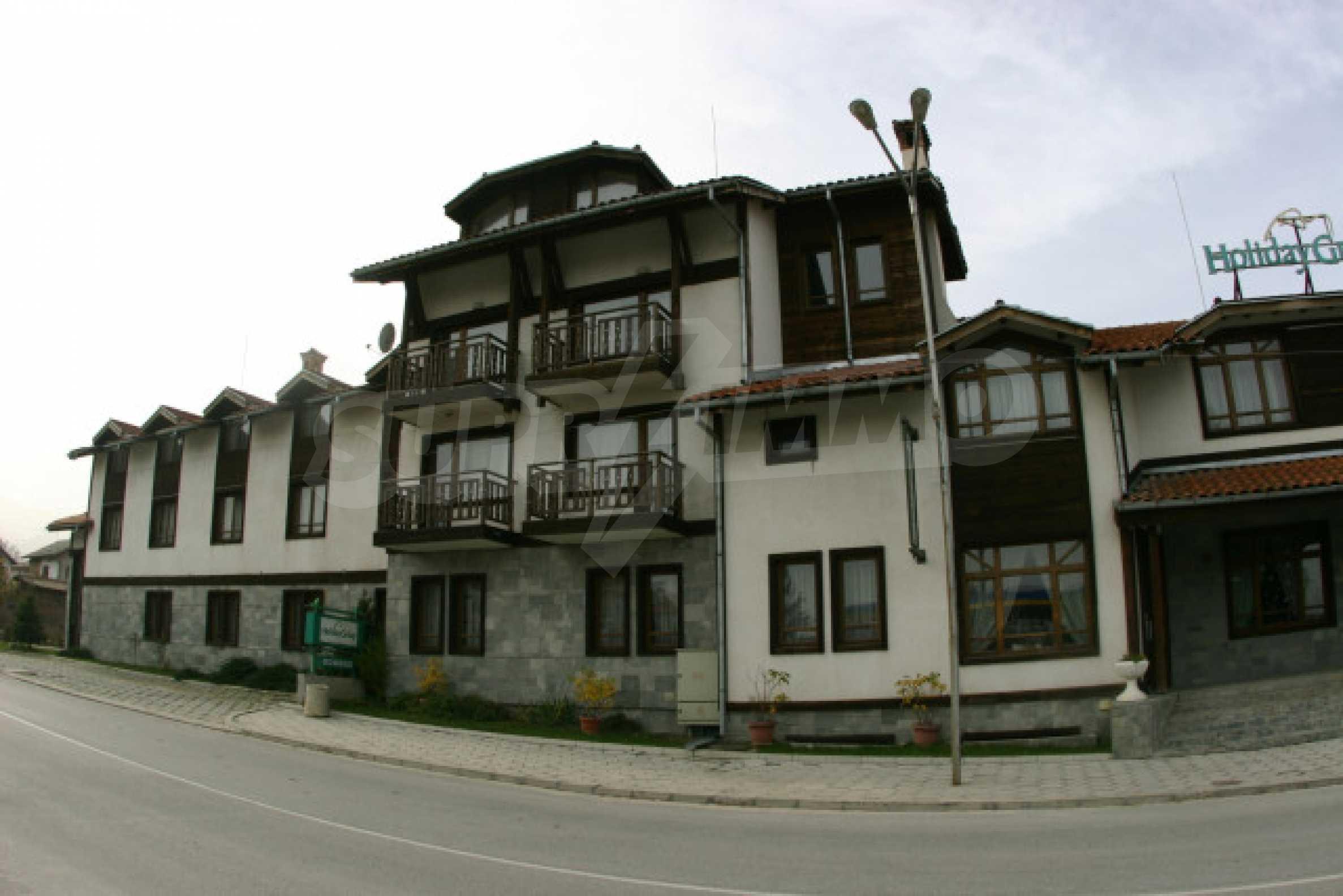 Отель в Банско 1