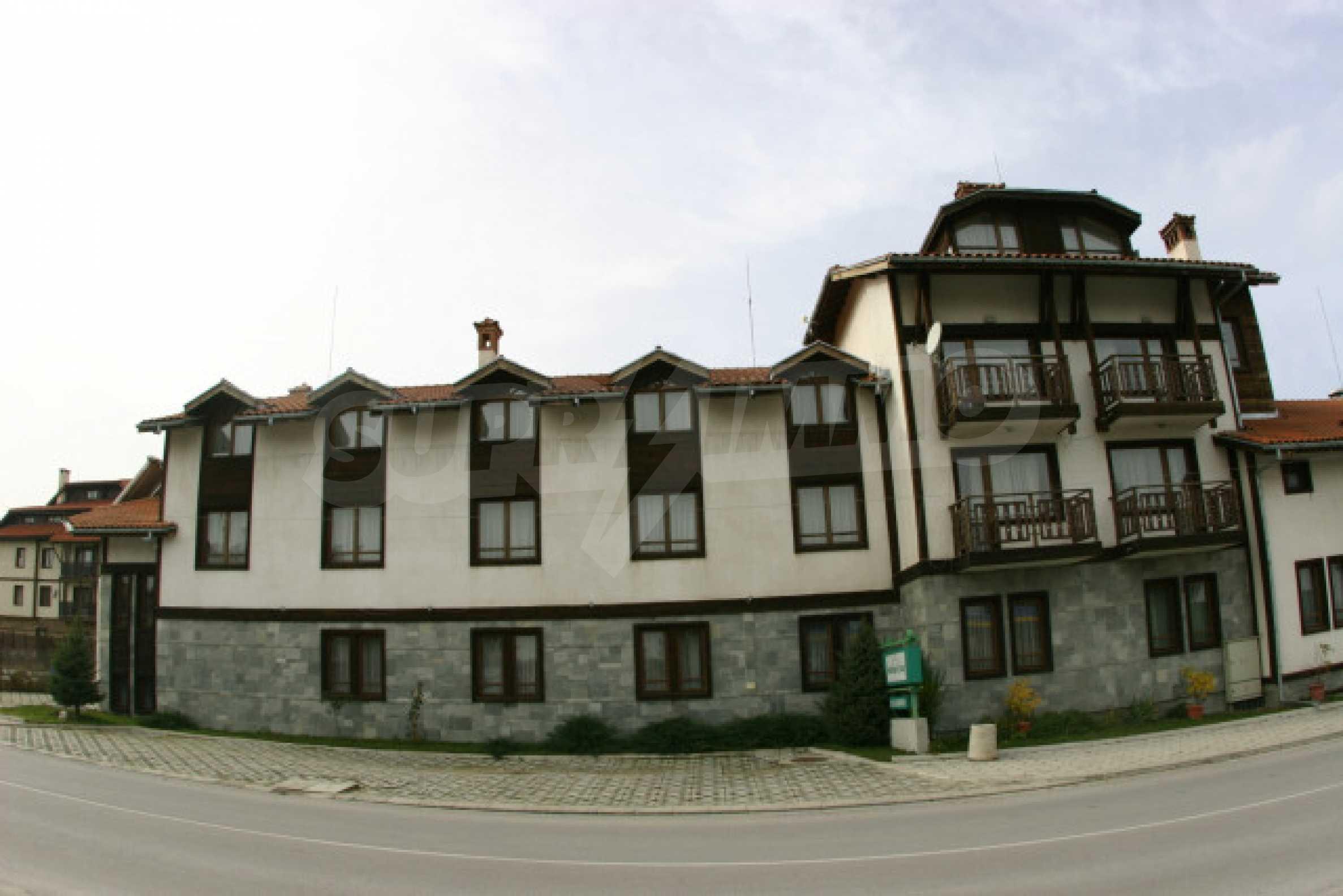 Отель в Банско 2