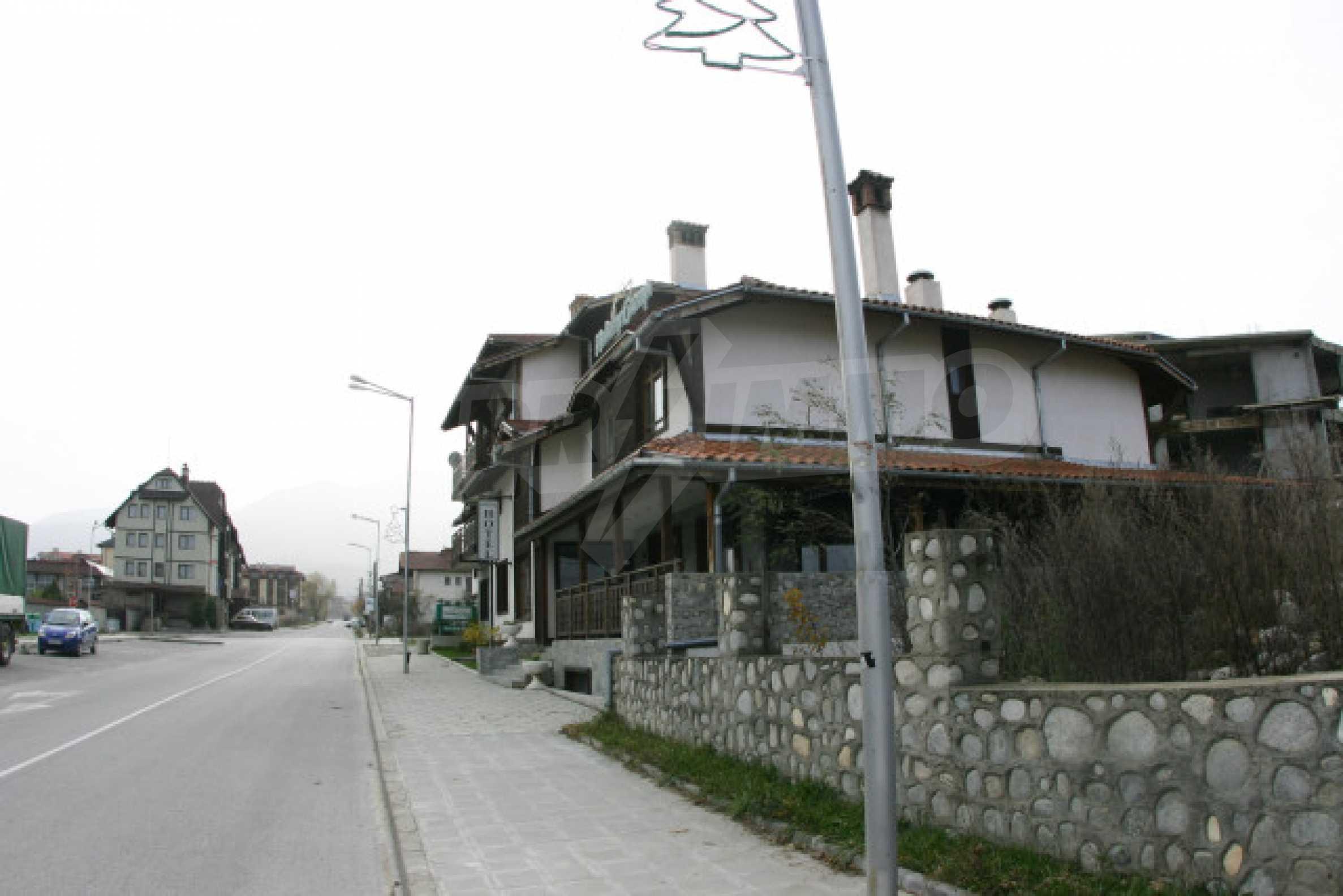 Отель в Банско 4