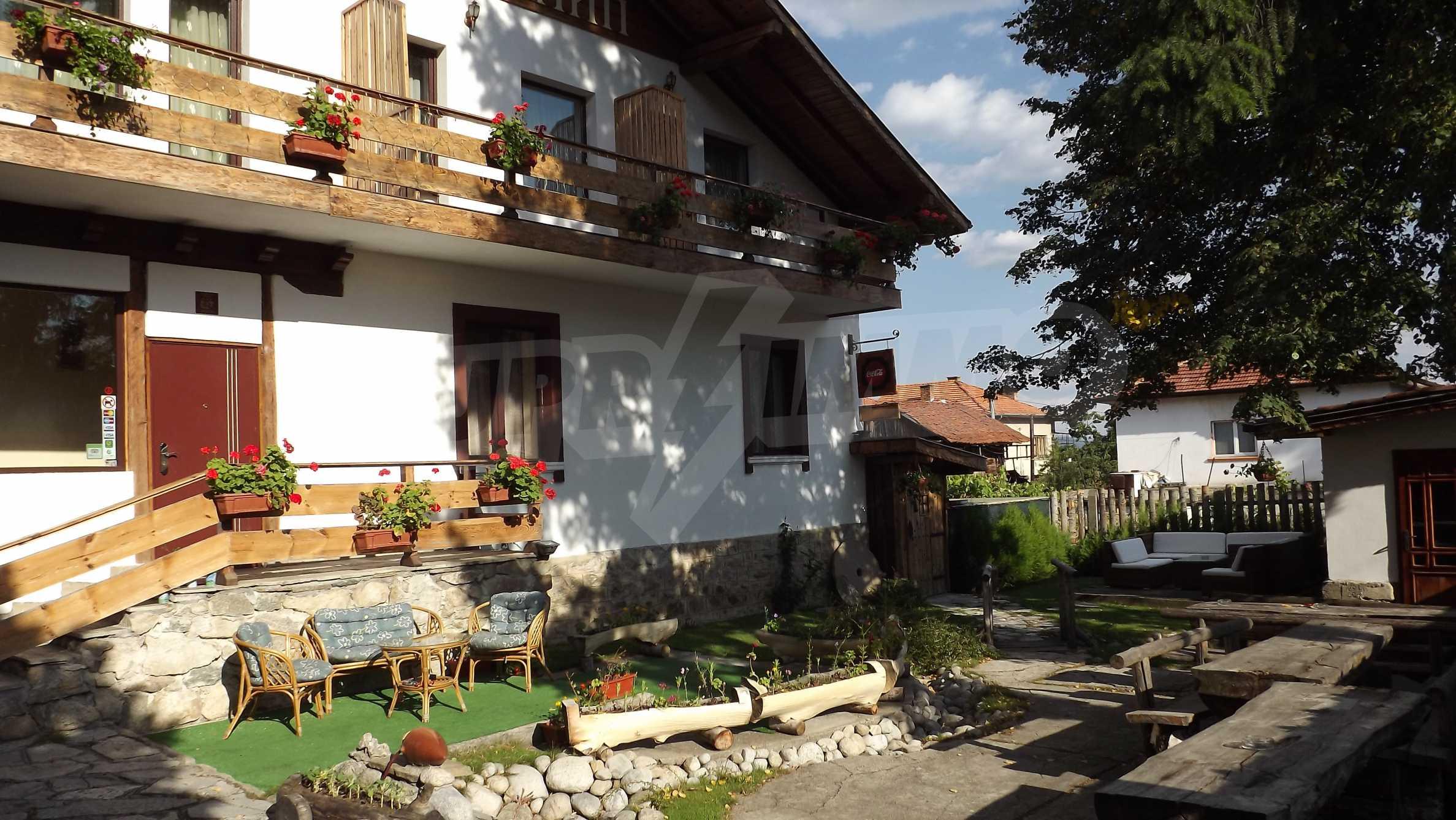 Villa Philip near Bansko 32