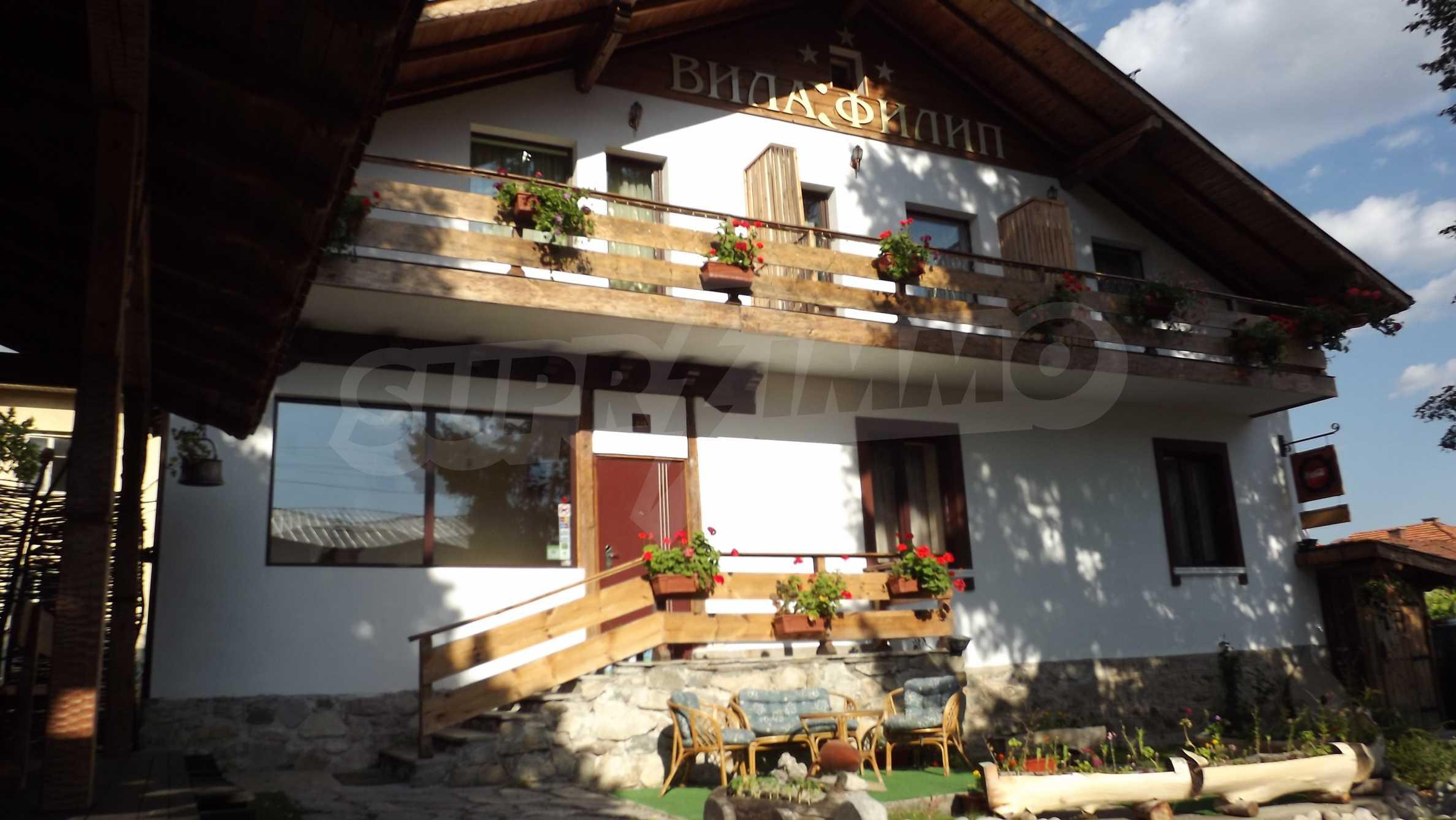 Villa Philip near Bansko 38
