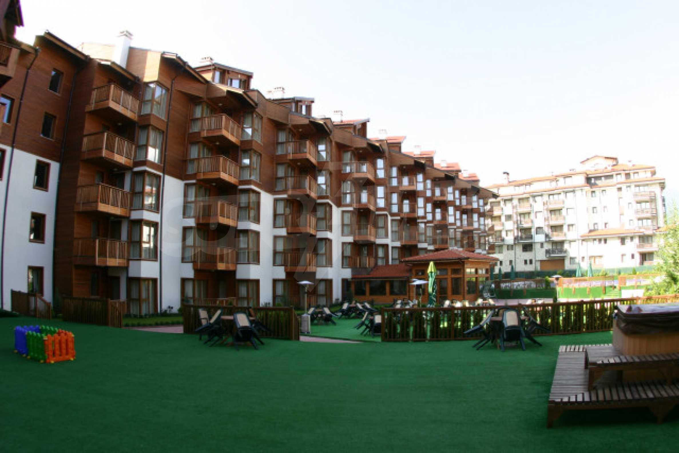 Продажа квартиры в курорте Банско 2