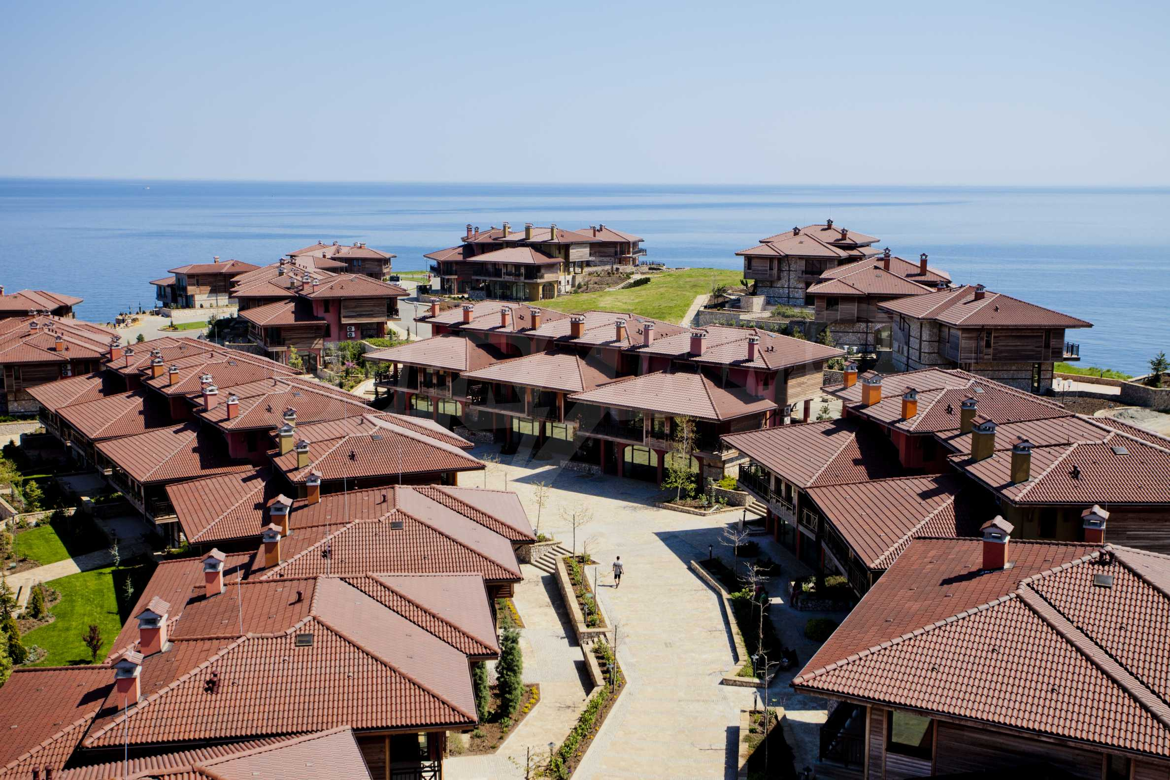Sozopolis - unique coastal complex of duplex houses and apartments near Sozopol 42