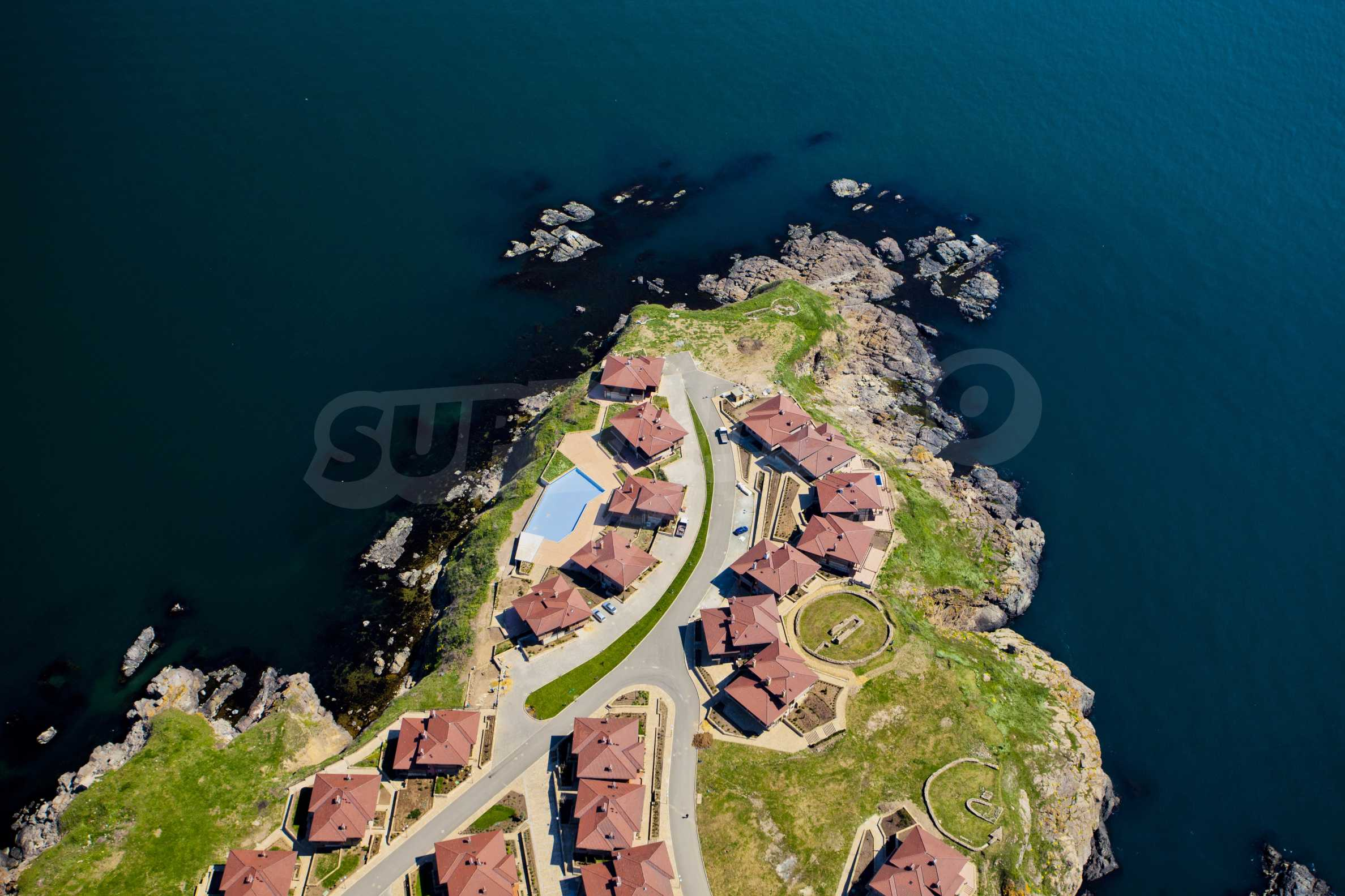 Sozopolis - unique coastal complex of duplex houses and apartments near Sozopol 44