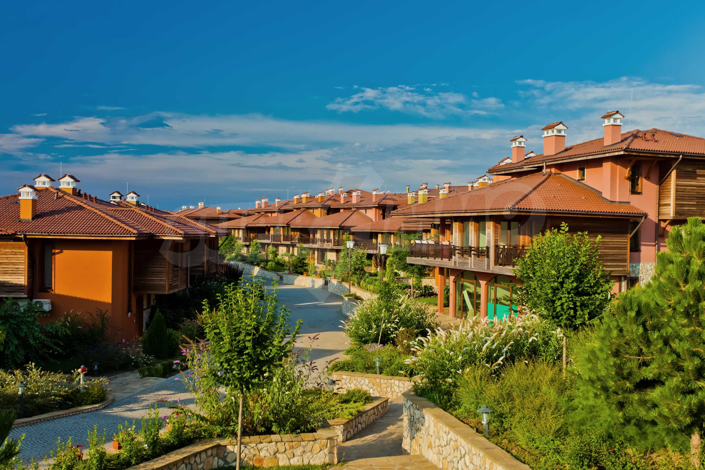 Sozopolis - unique coastal complex of townhouses and apartments near Sozopol 2