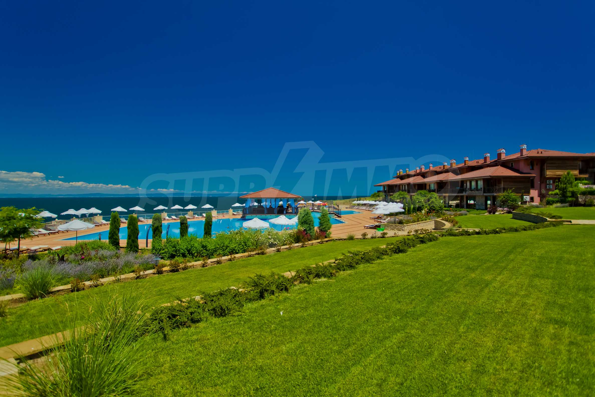 Sozopolis - unique coastal complex of duplex houses and apartments near Sozopol 37