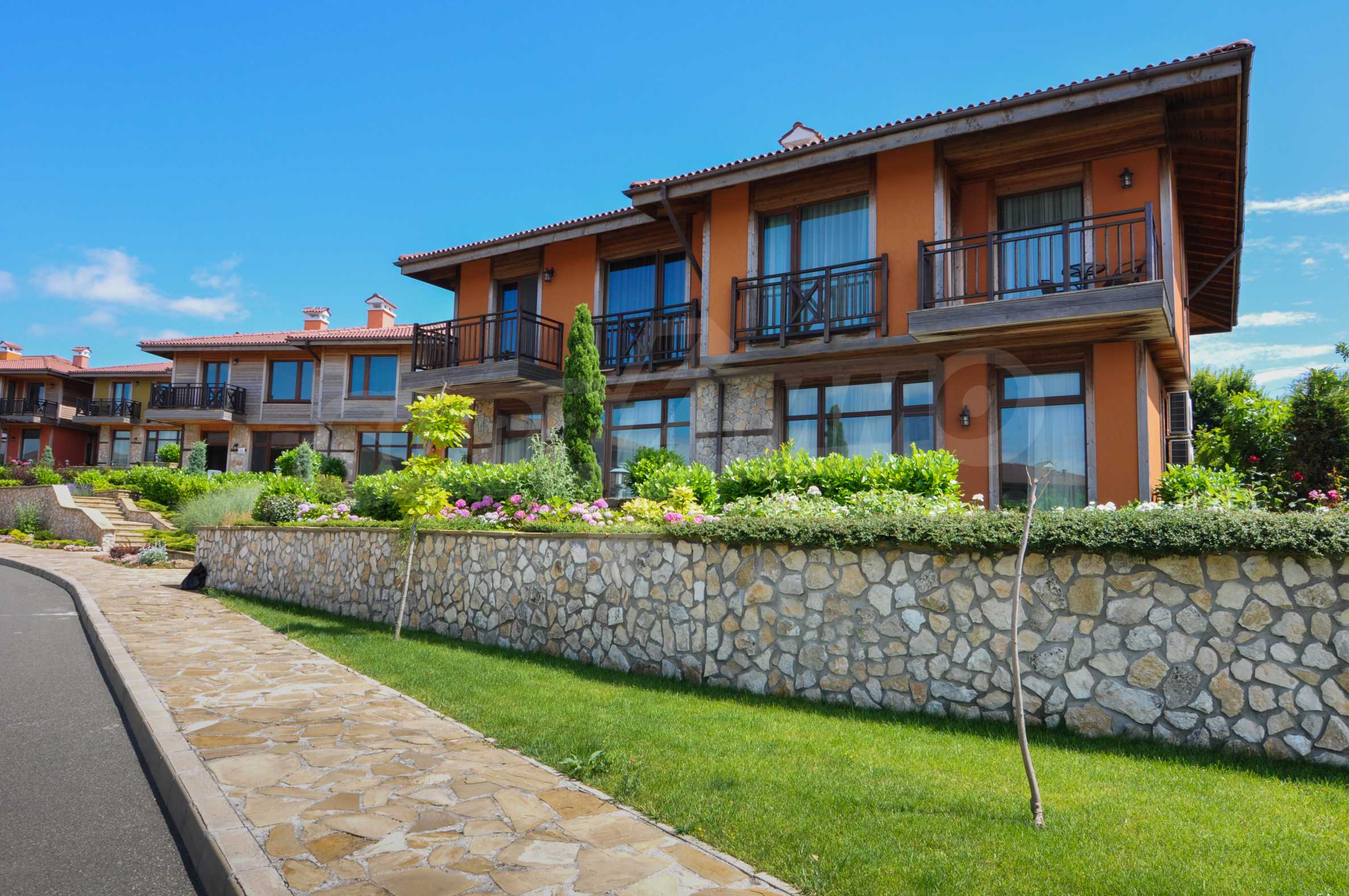 Sozopolis - unique coastal complex of duplex houses and apartments near Sozopol 53