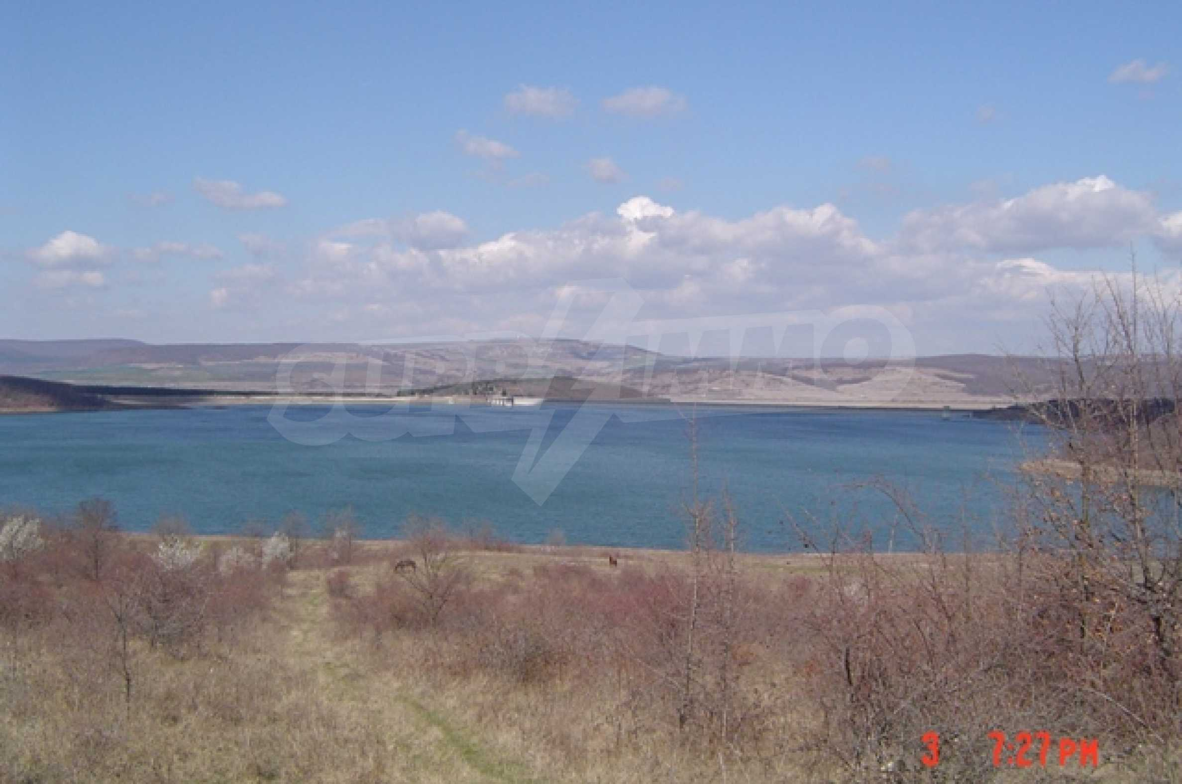 "Extensive plot of 12 dcr close to dam ""Tsonevo"""