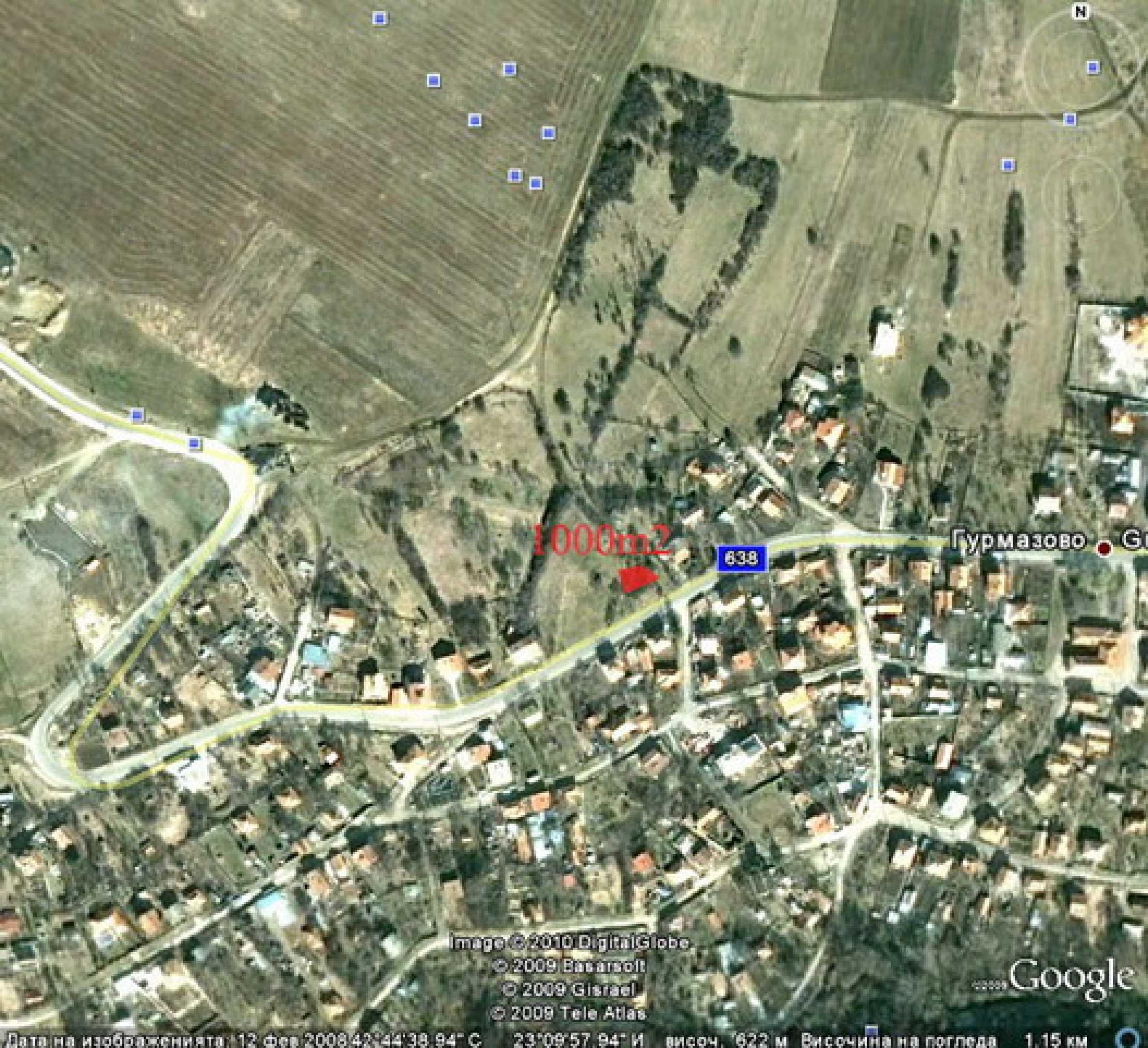 Land in Gurmazovo 7
