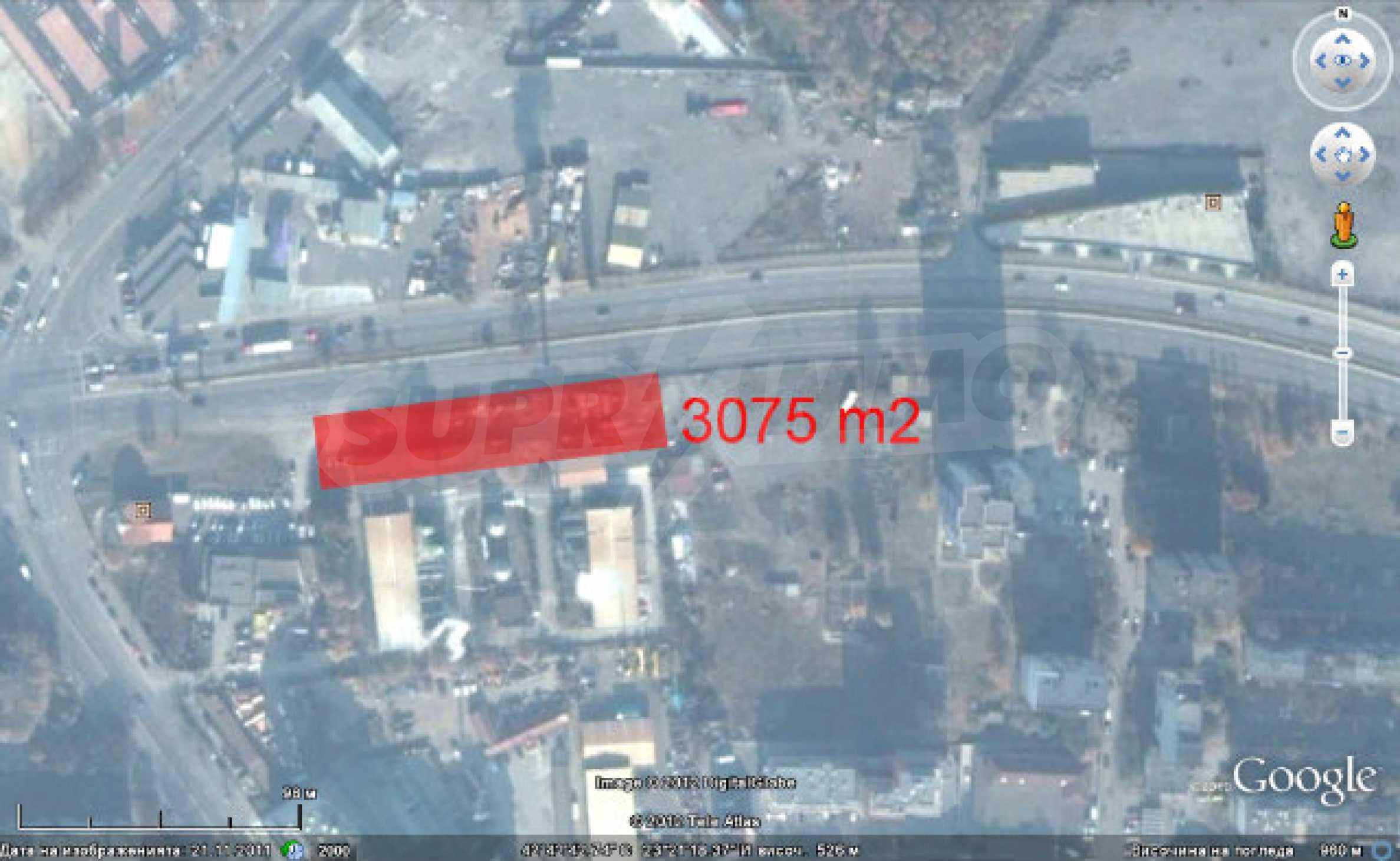 Building plot in Sofia city