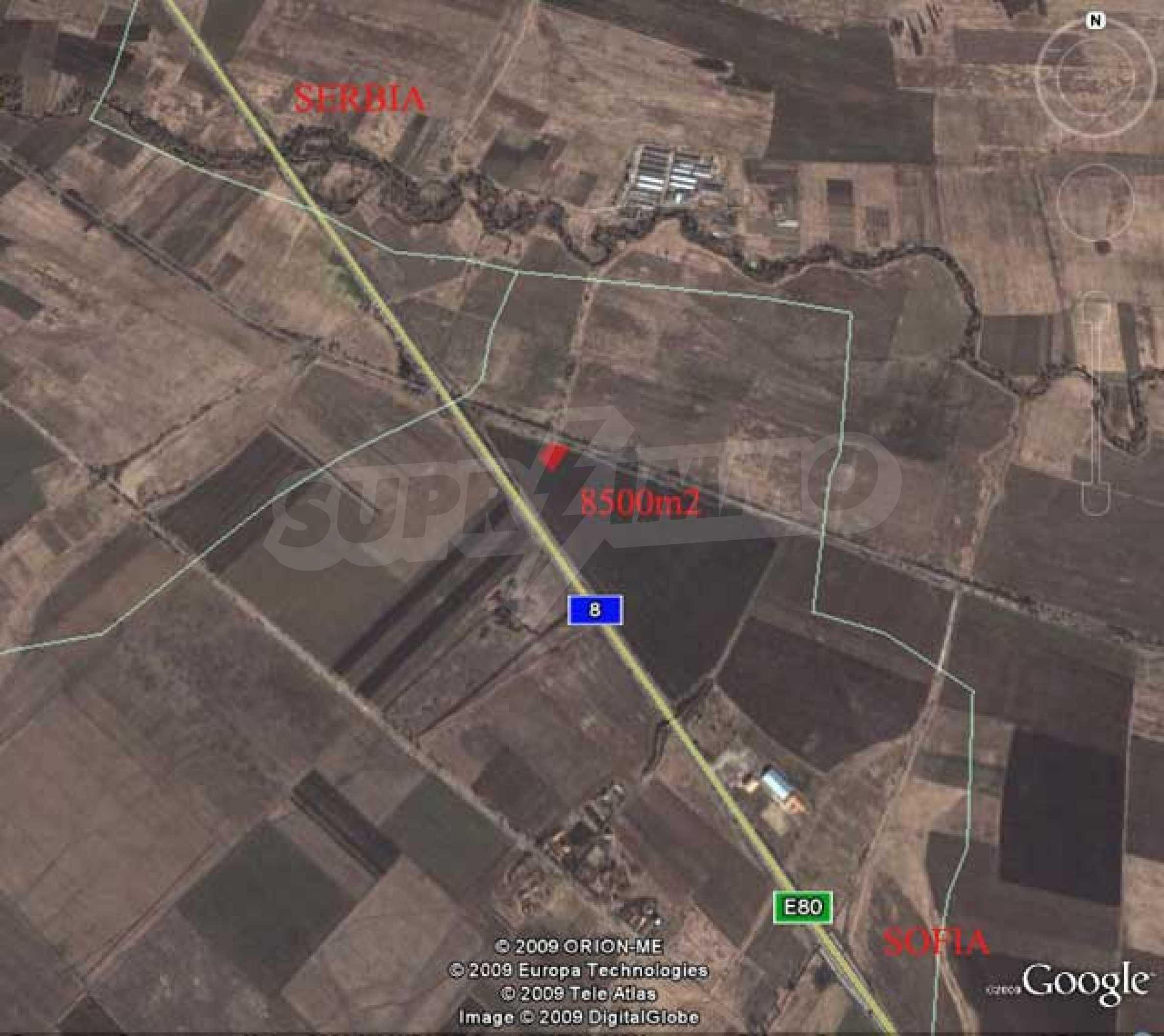Земельный участок вблизи с. Храбырско 7
