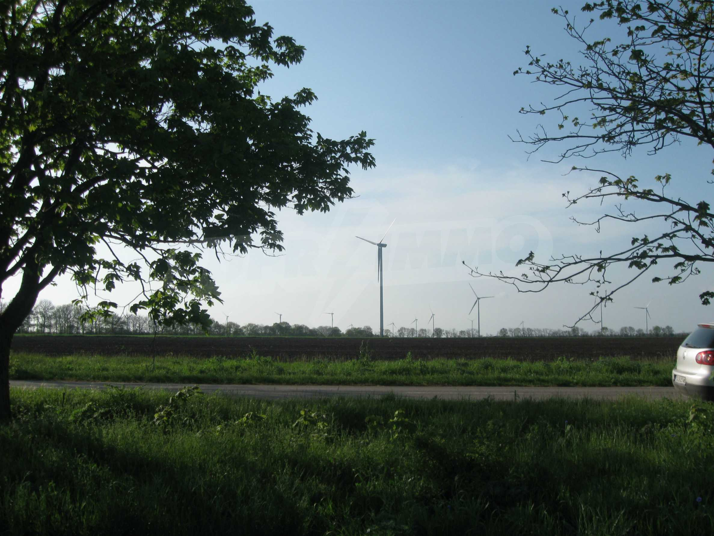 Development land in Balgarevo 1