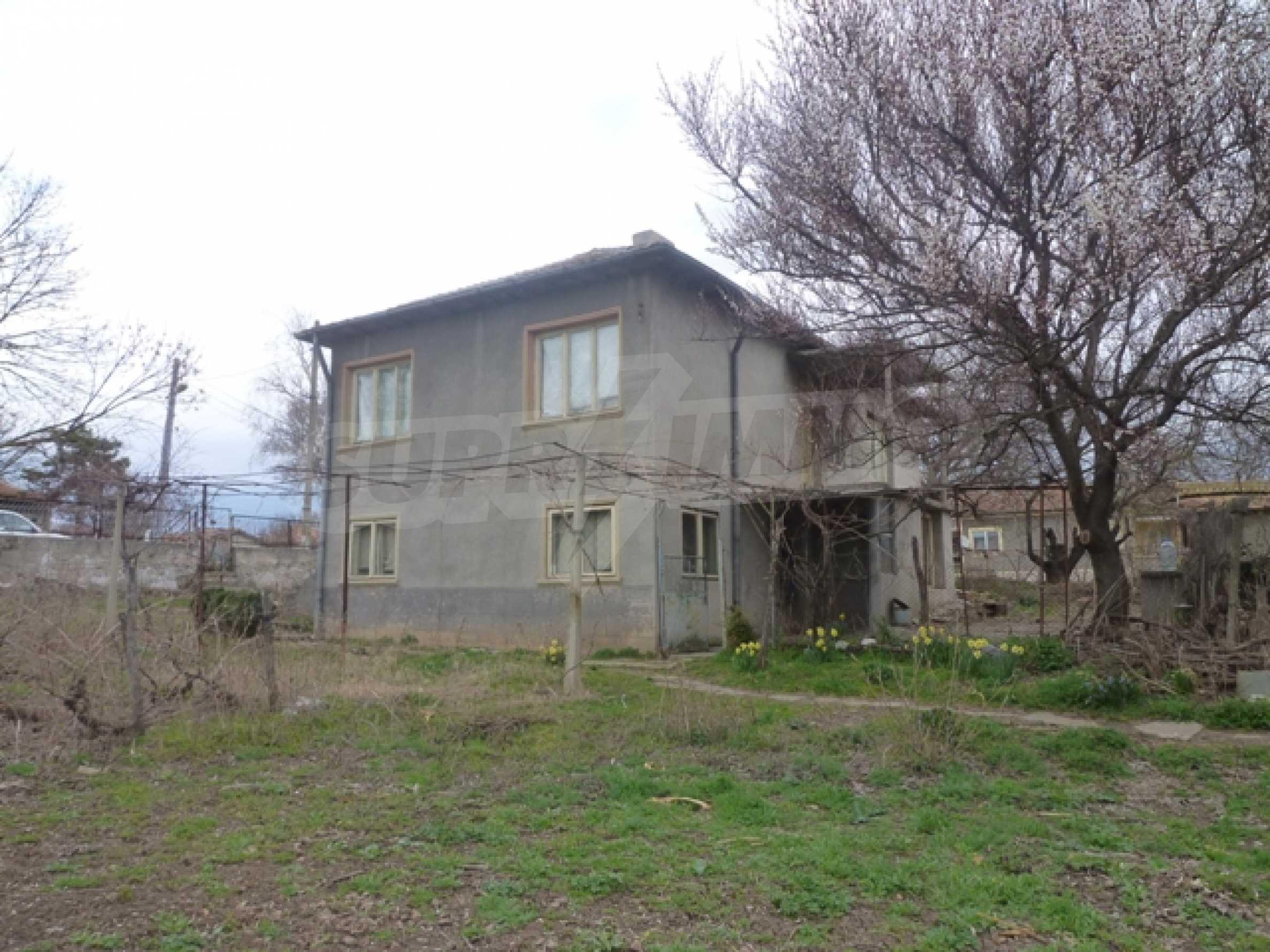 Дом близо до г. Каварна 2