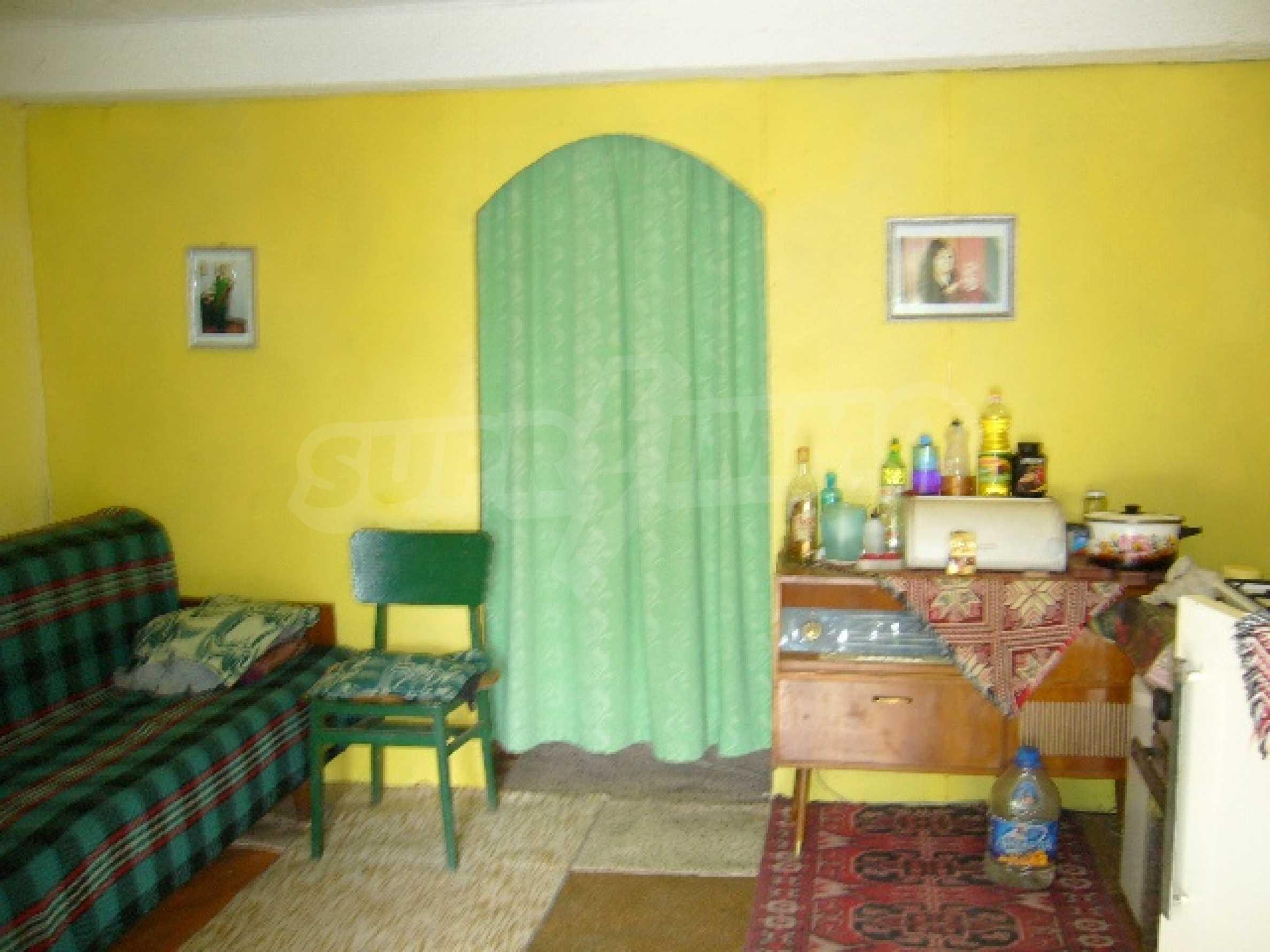 Zweistöckiges Haus bei Dobrich 15