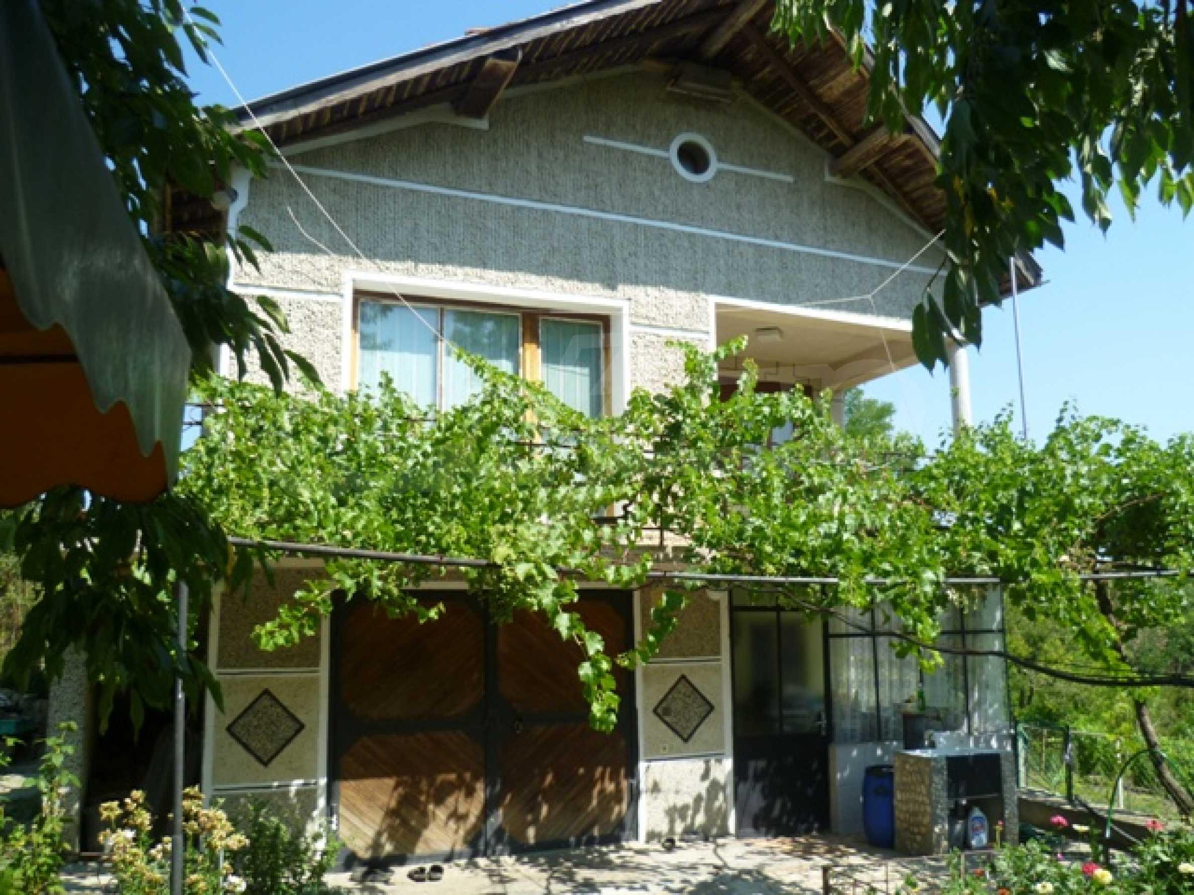 Zweistöckiges Haus bei Dobrich 3