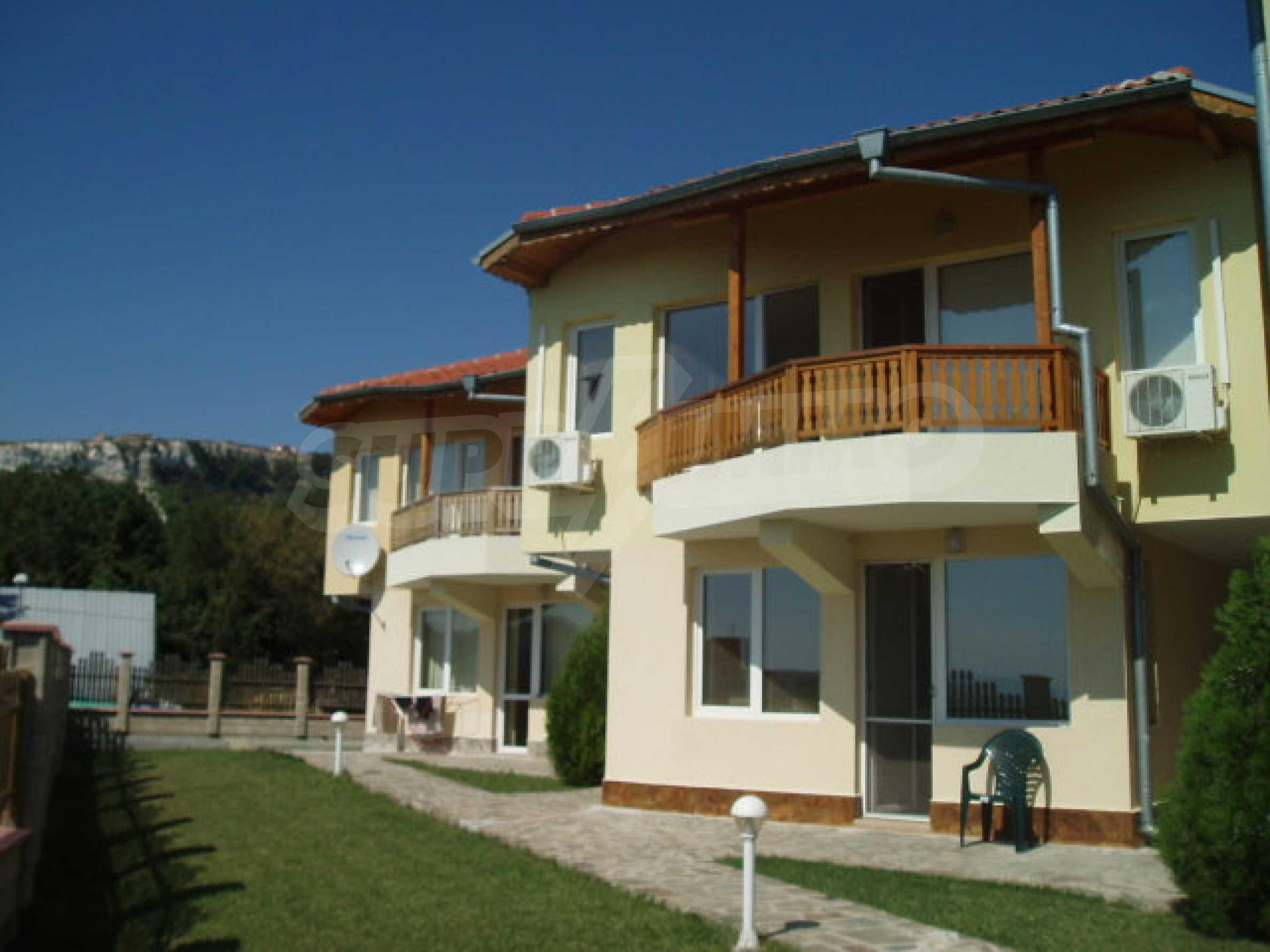 A villa near the beach