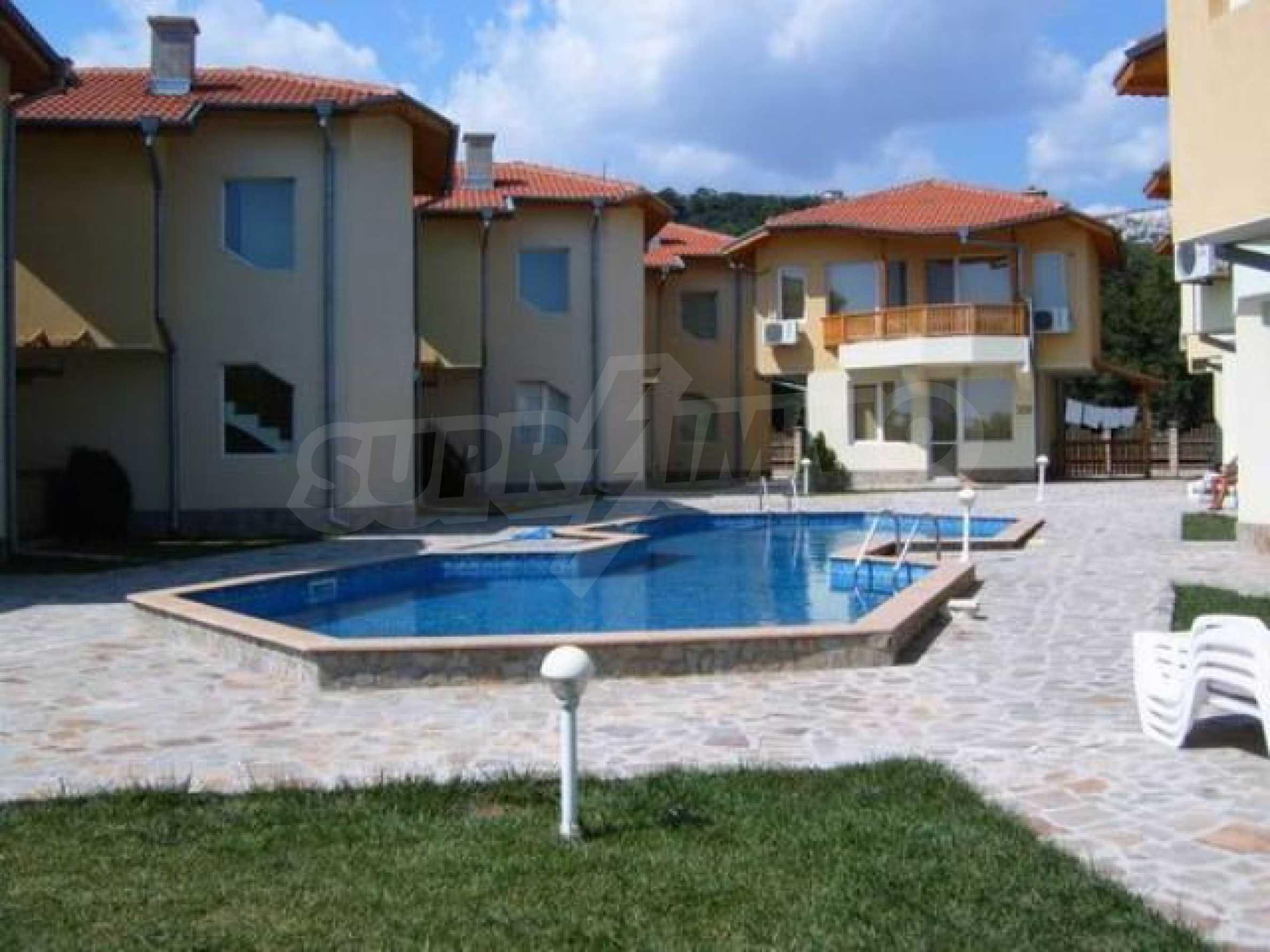 A villa near the beach 1