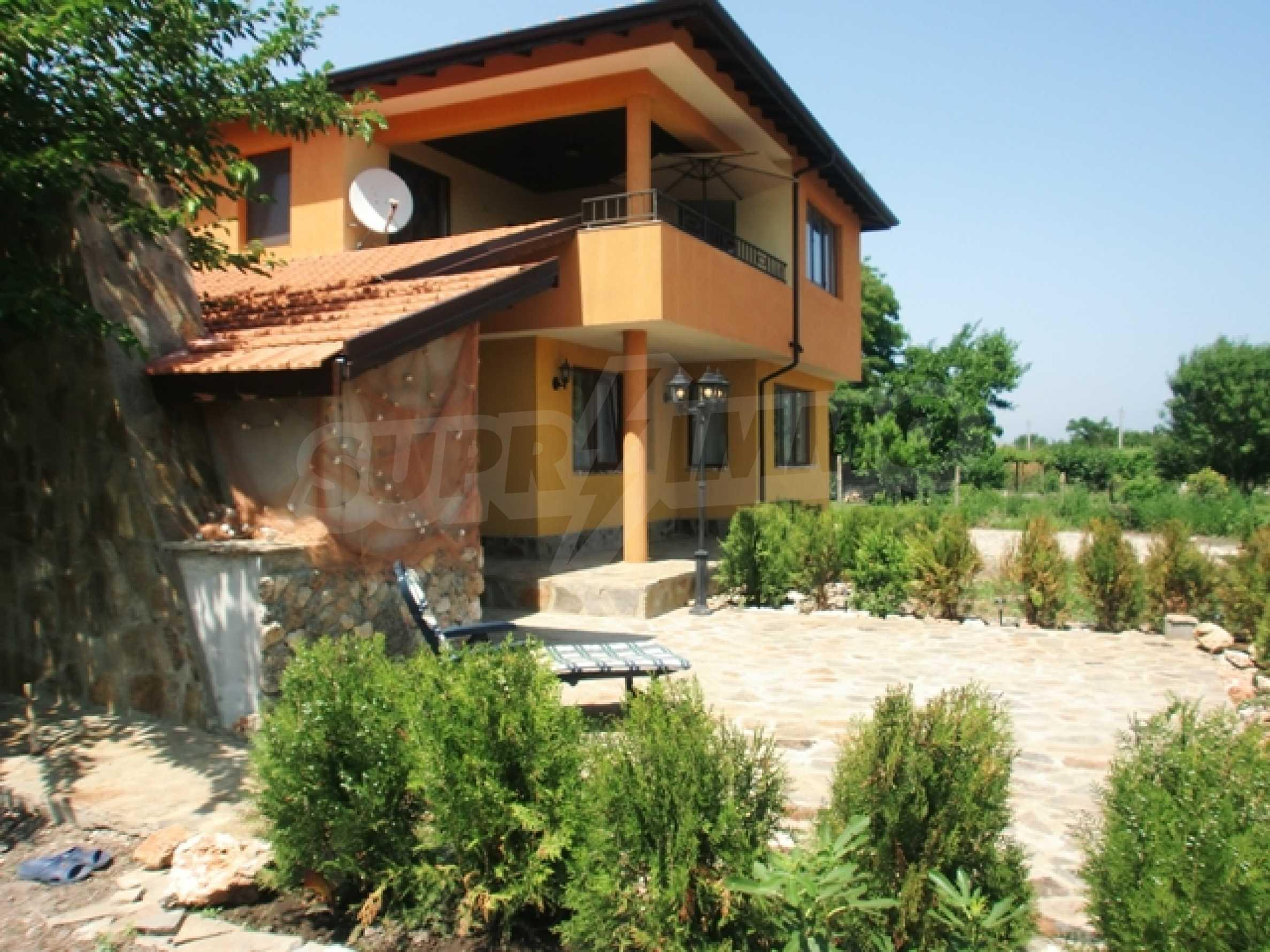 Haus im Dorf Tyulenovo 9