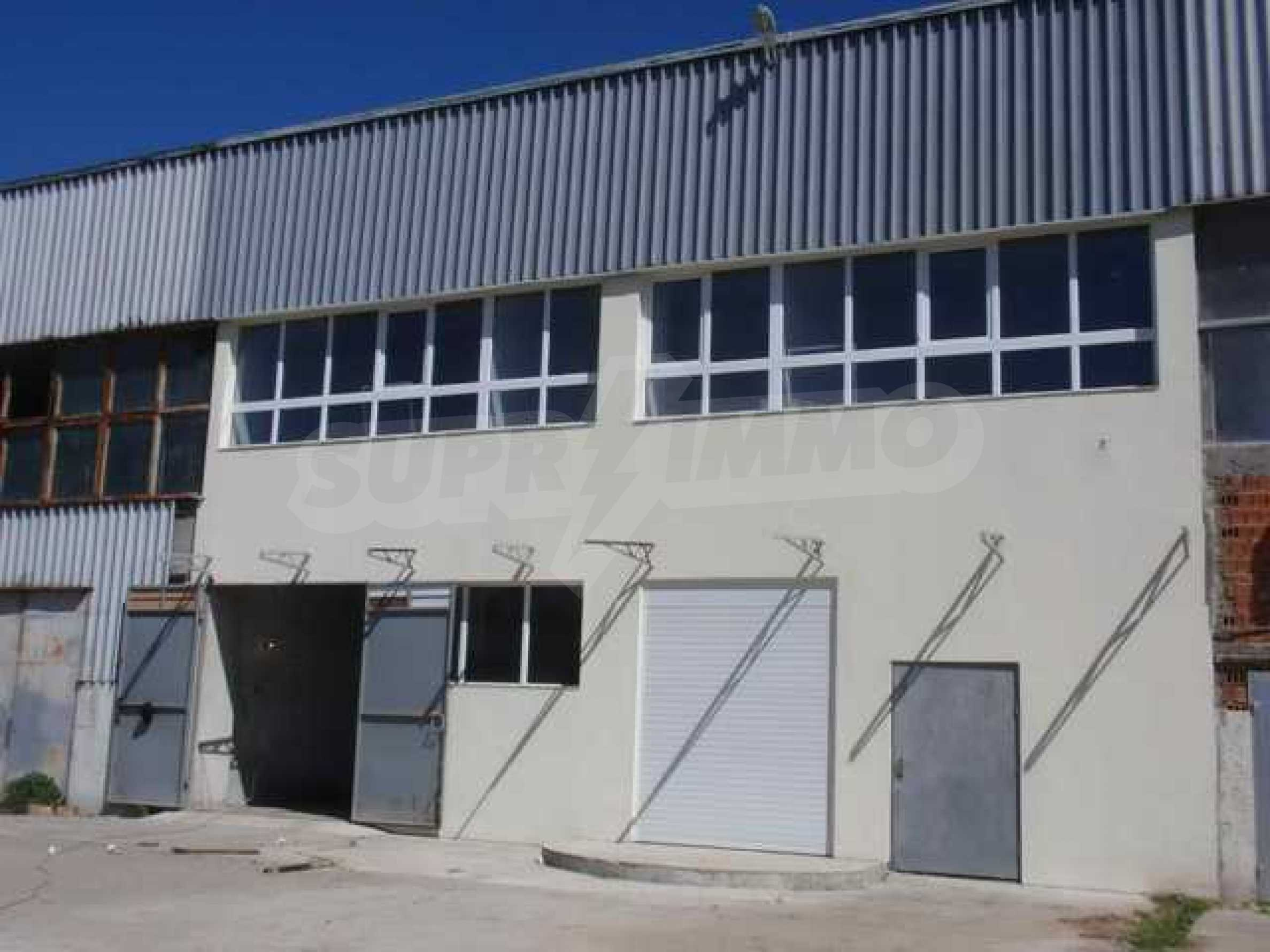 Industrial building for sale