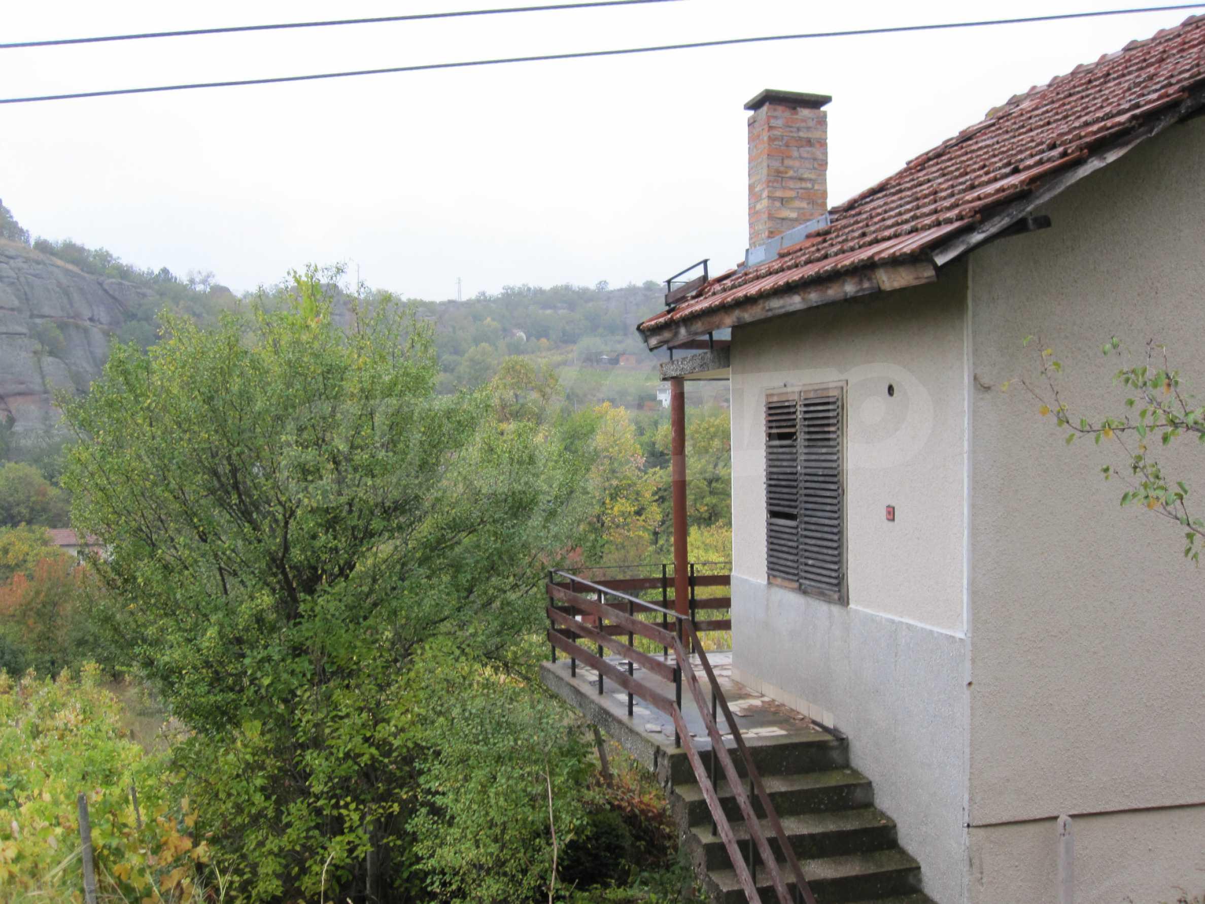 Villa with garden and unique views of the Belogradchik rocks 2