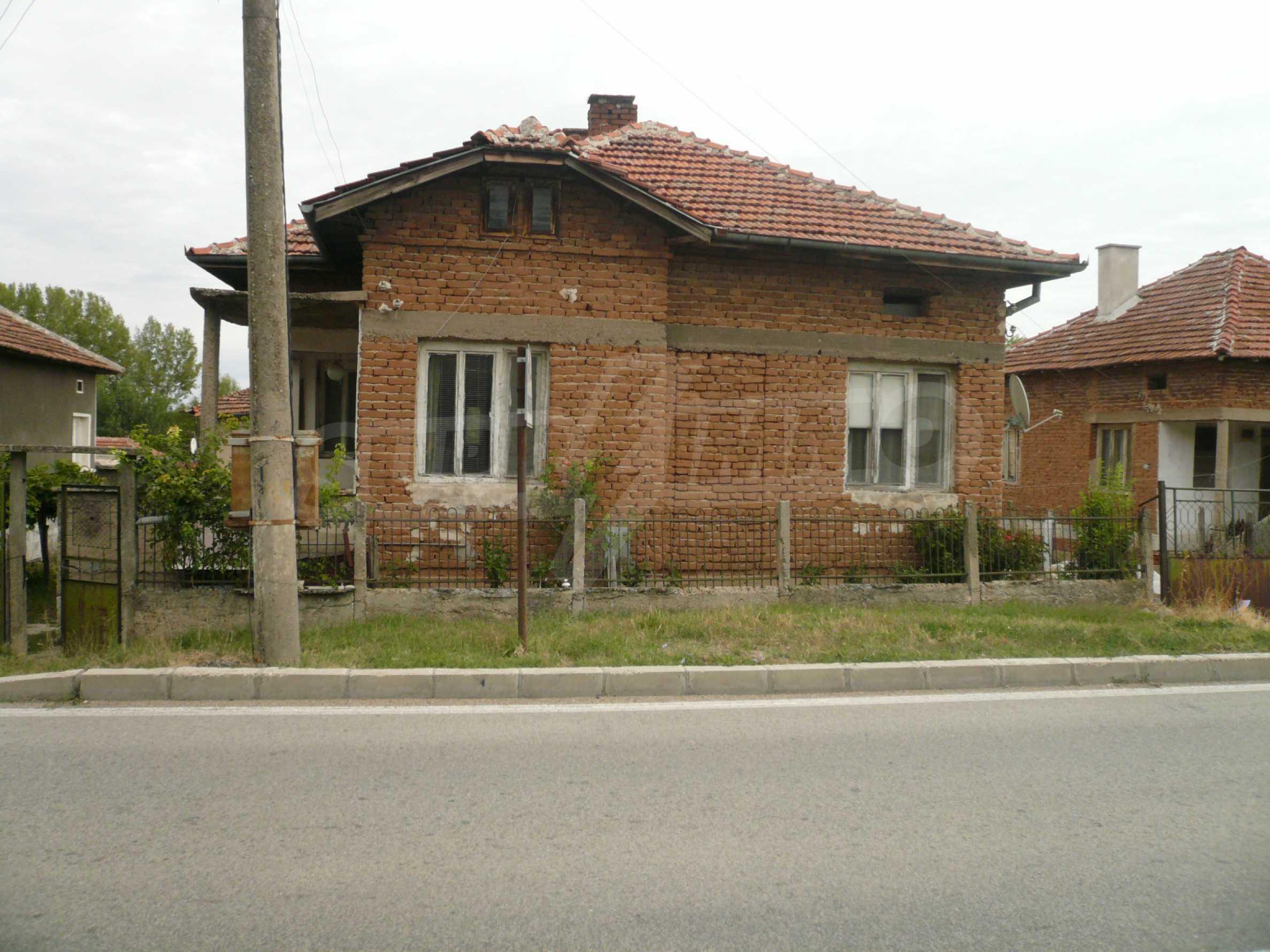 Einfamilienhaus mit Hof in der Nähe der Donau 1