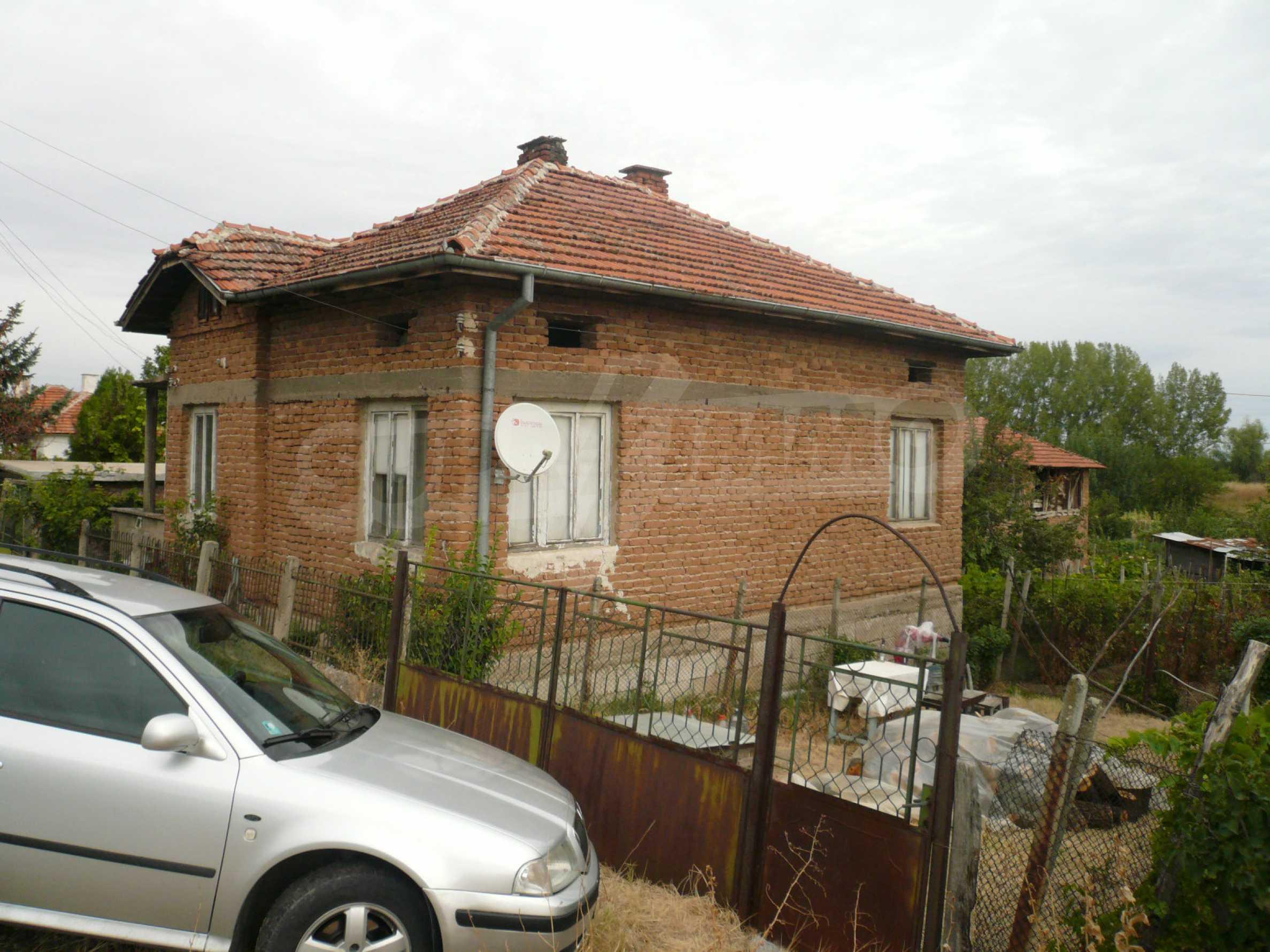 Einfamilienhaus mit Hof in der Nähe der Donau 3