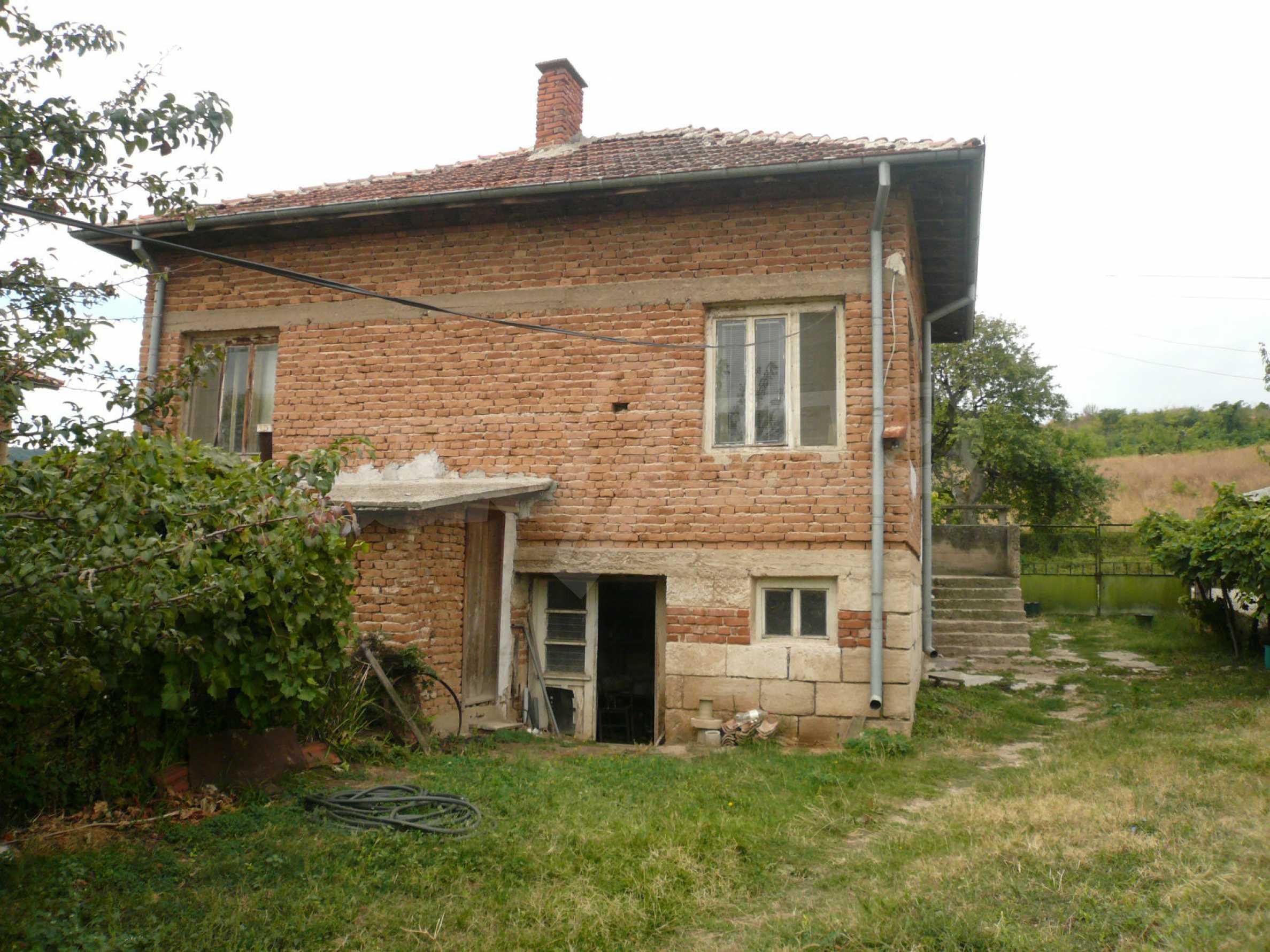 Einfamilienhaus mit Hof in der Nähe der Donau 4