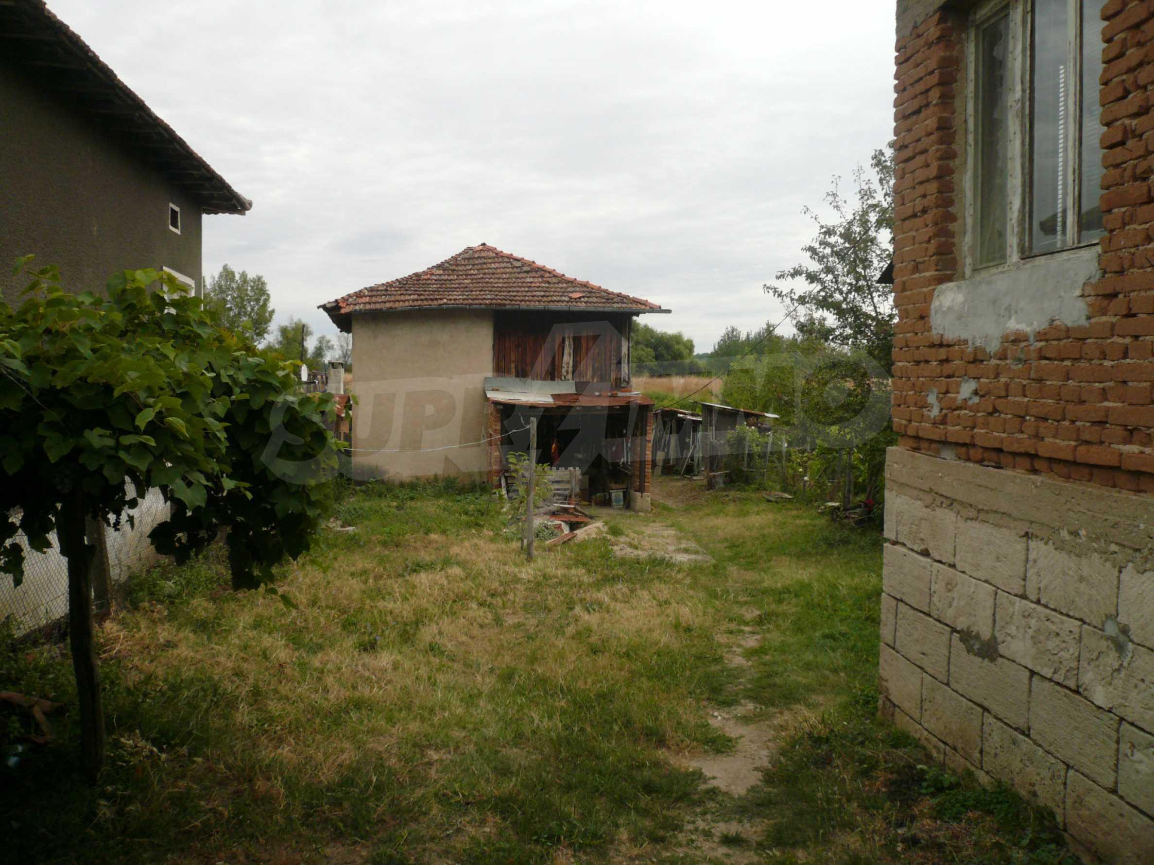 Einfamilienhaus mit Hof in der Nähe der Donau 5