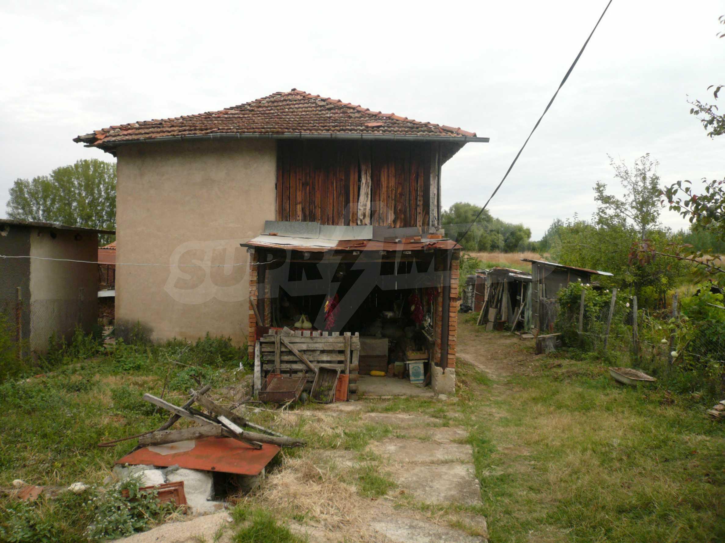 Einfamilienhaus mit Hof in der Nähe der Donau 8