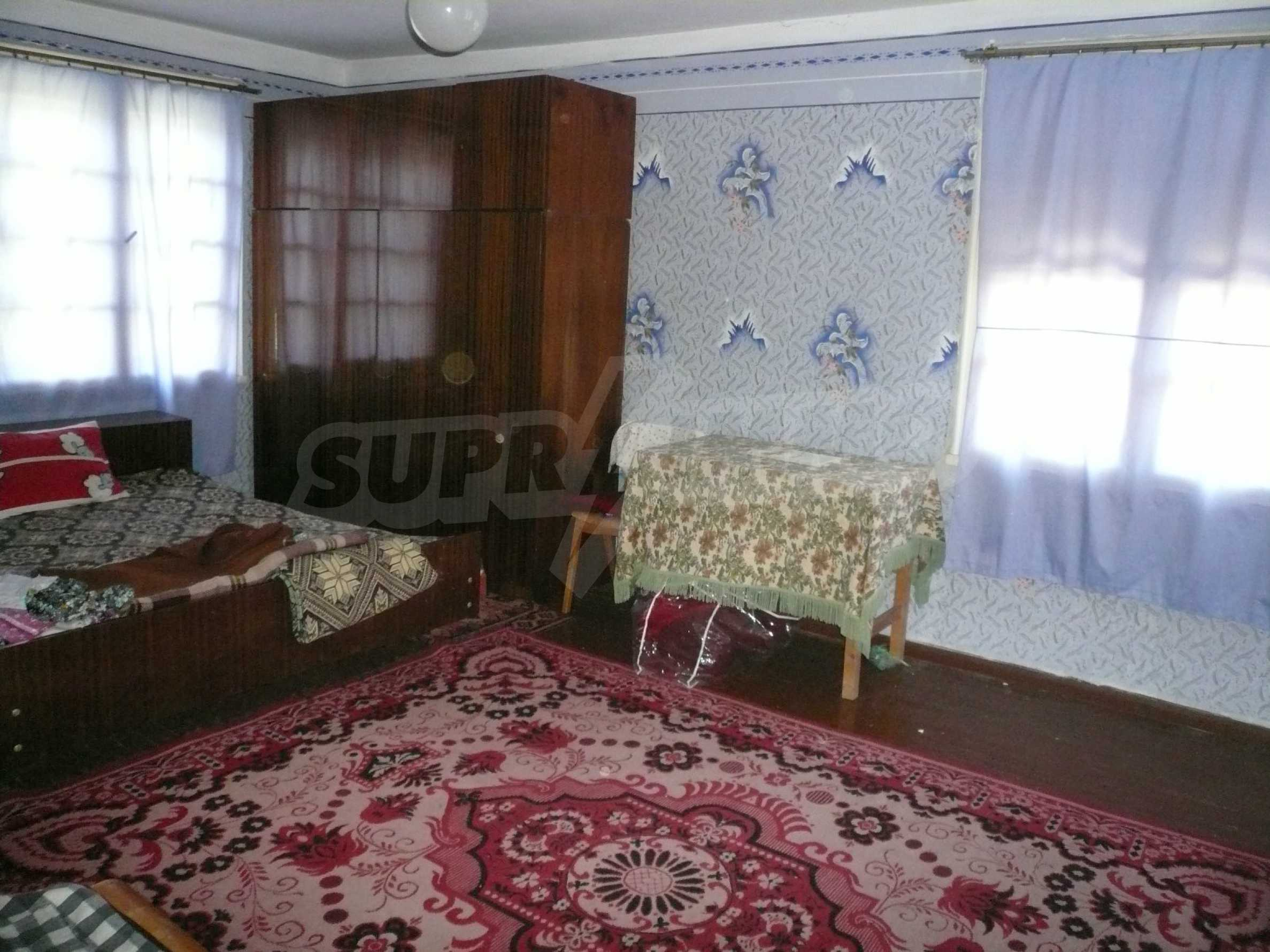 Solid house with garden and parking lot 23 km from Vidin 9