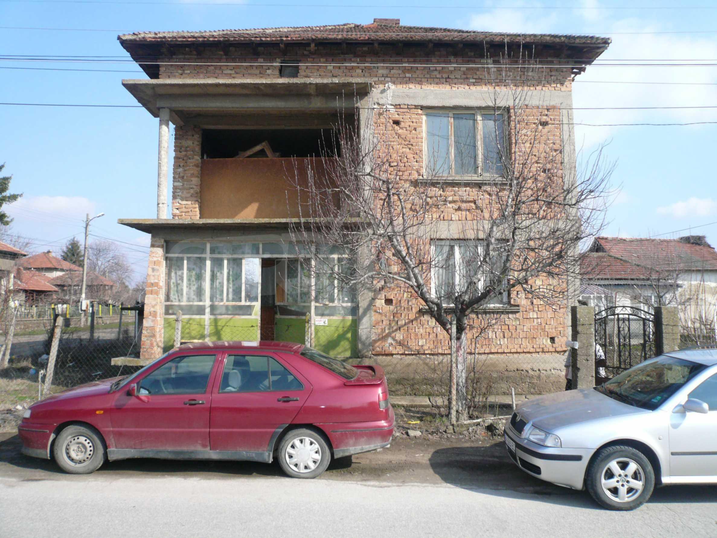 Geräumiges zweistöckiges Haus mit Garten 10 km von Vidin entfernt 1