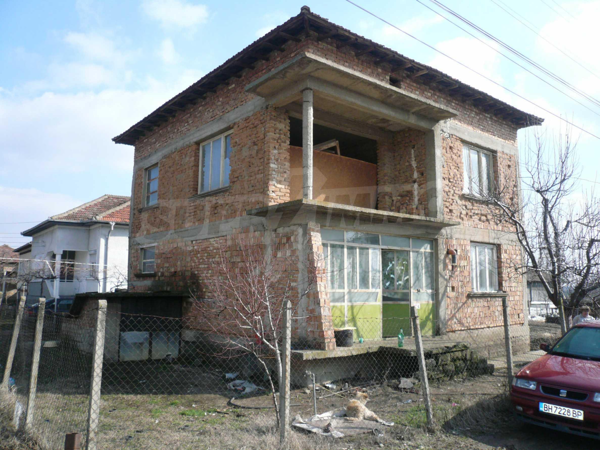Geräumiges zweistöckiges Haus mit Garten 10 km von Vidin entfernt 2