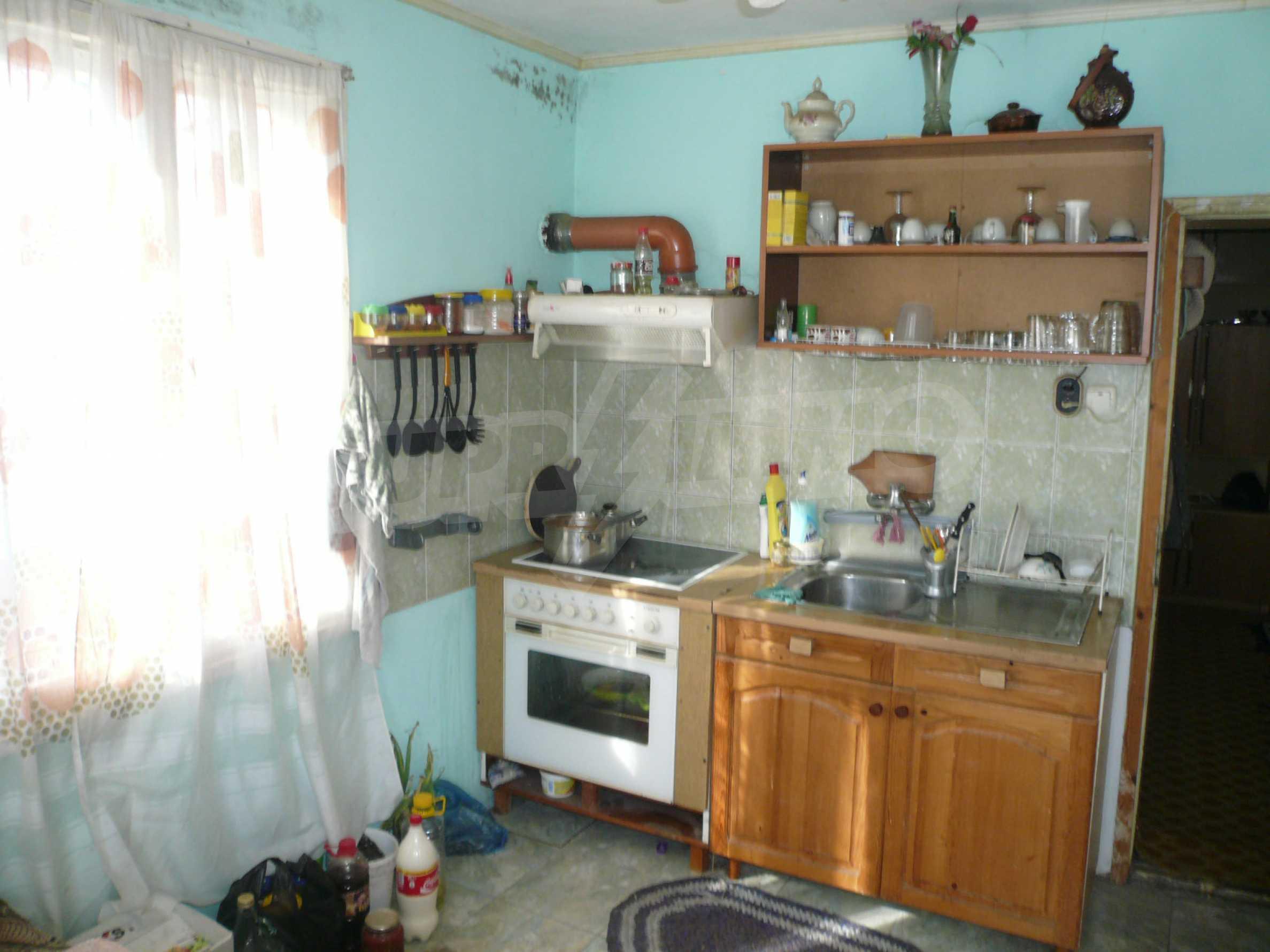 Geräumiges zweistöckiges Haus mit Garten 10 km von Vidin entfernt 6