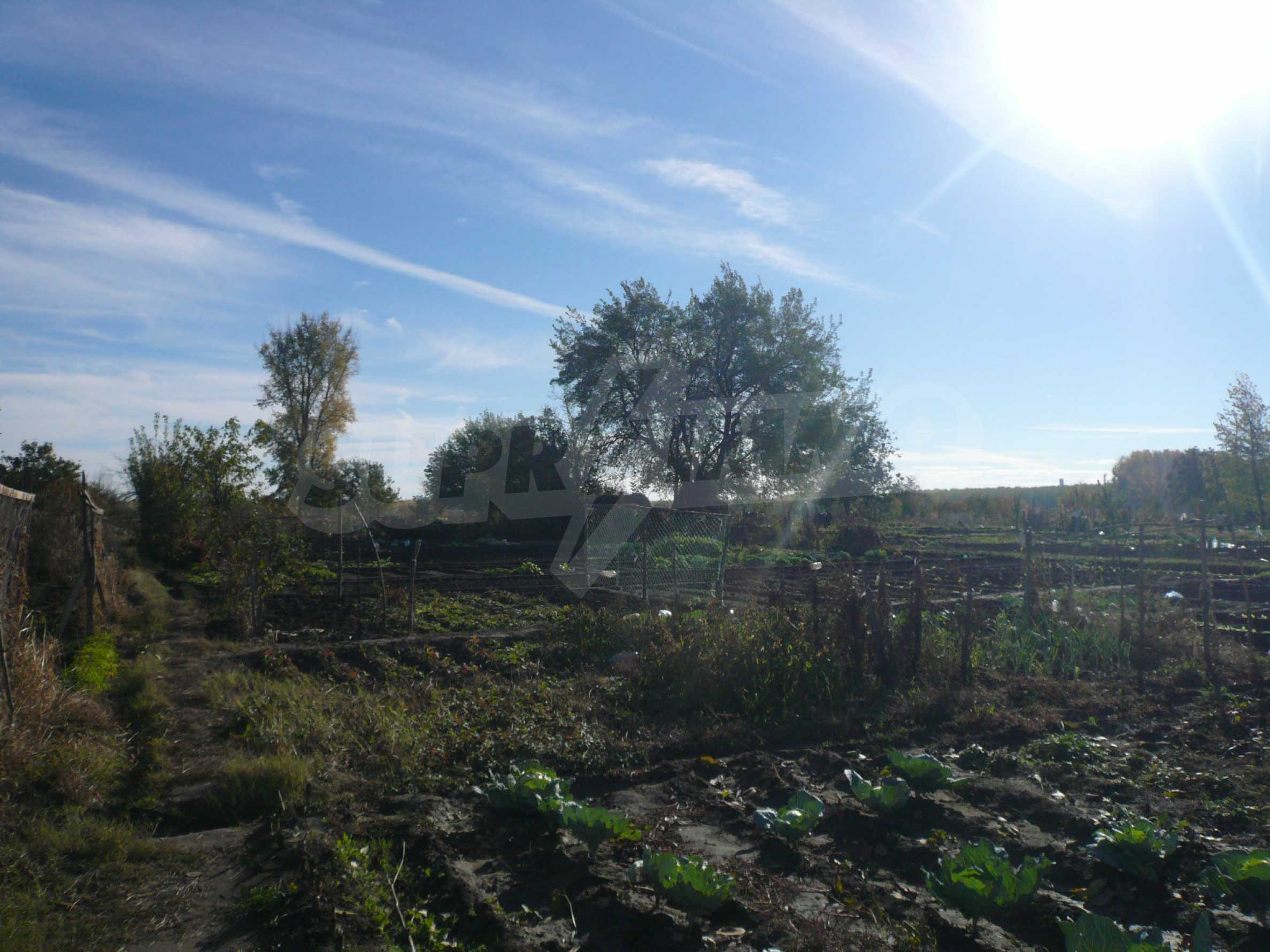 Large regulated plot of land for construction in Vidin 2