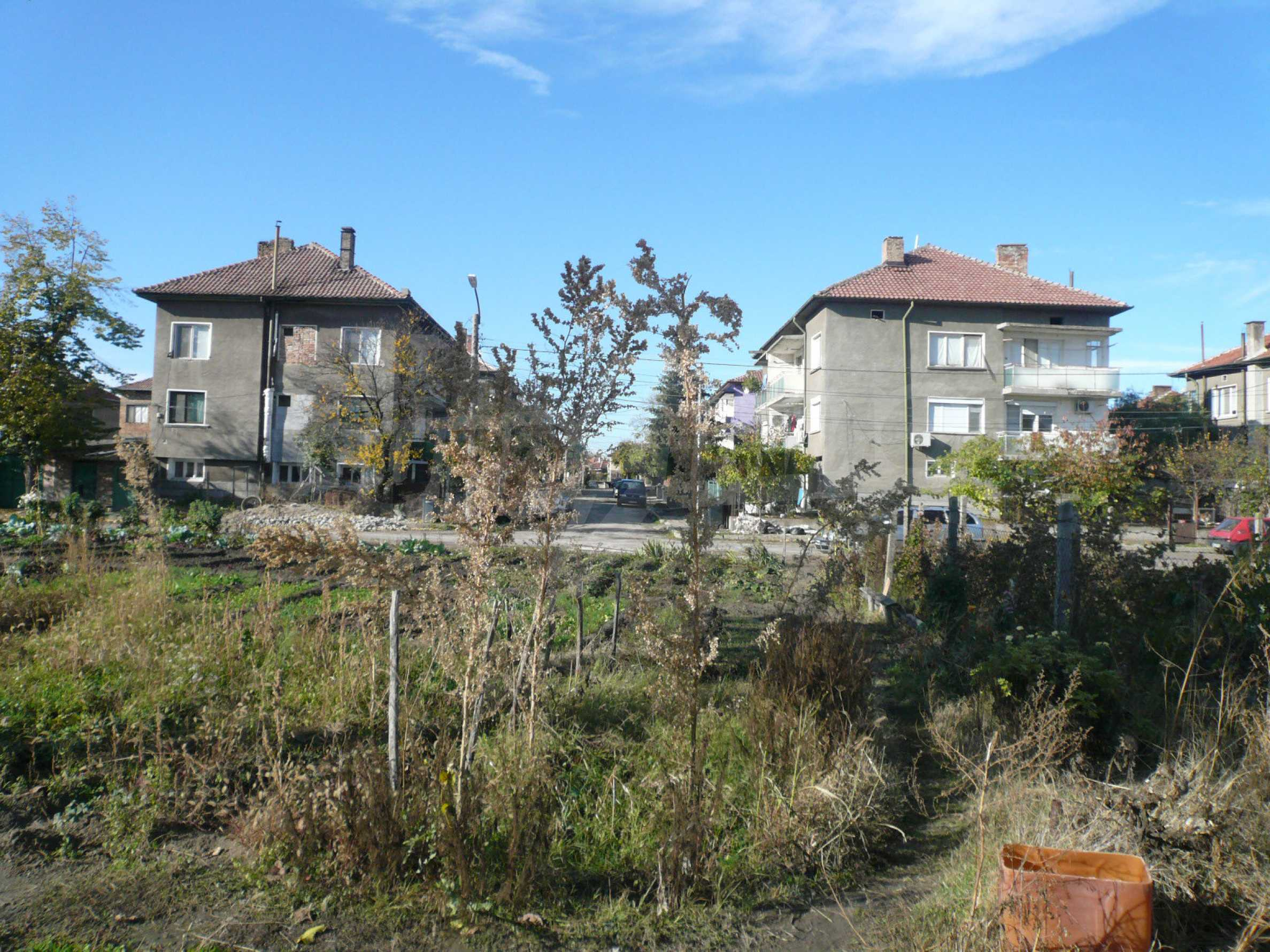 Large regulated plot of land for construction in Vidin 3