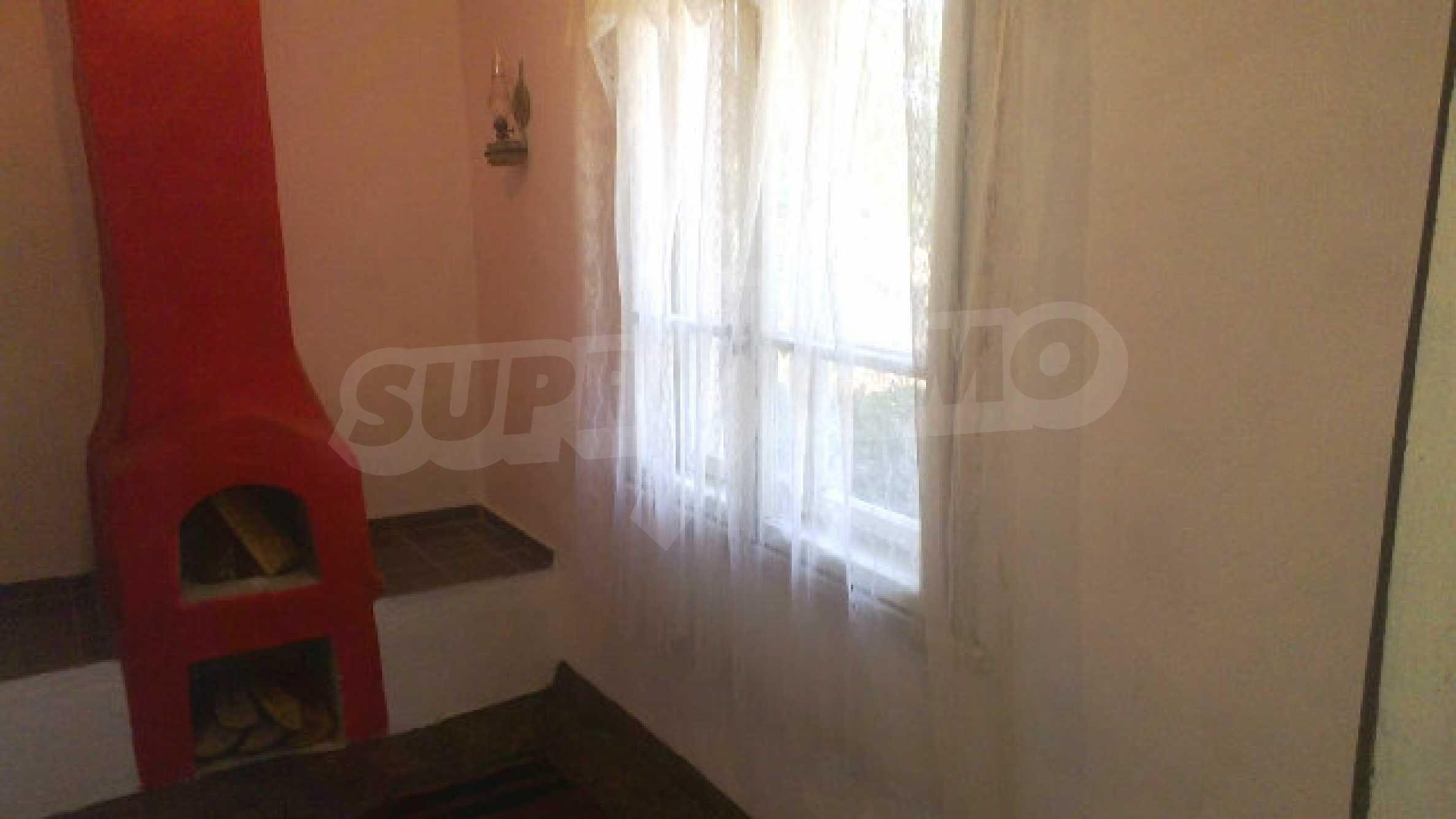 Massives einstöckiges Haus mit Küche in einem kleinen Dorf 40 km von Vidin entfernt 26