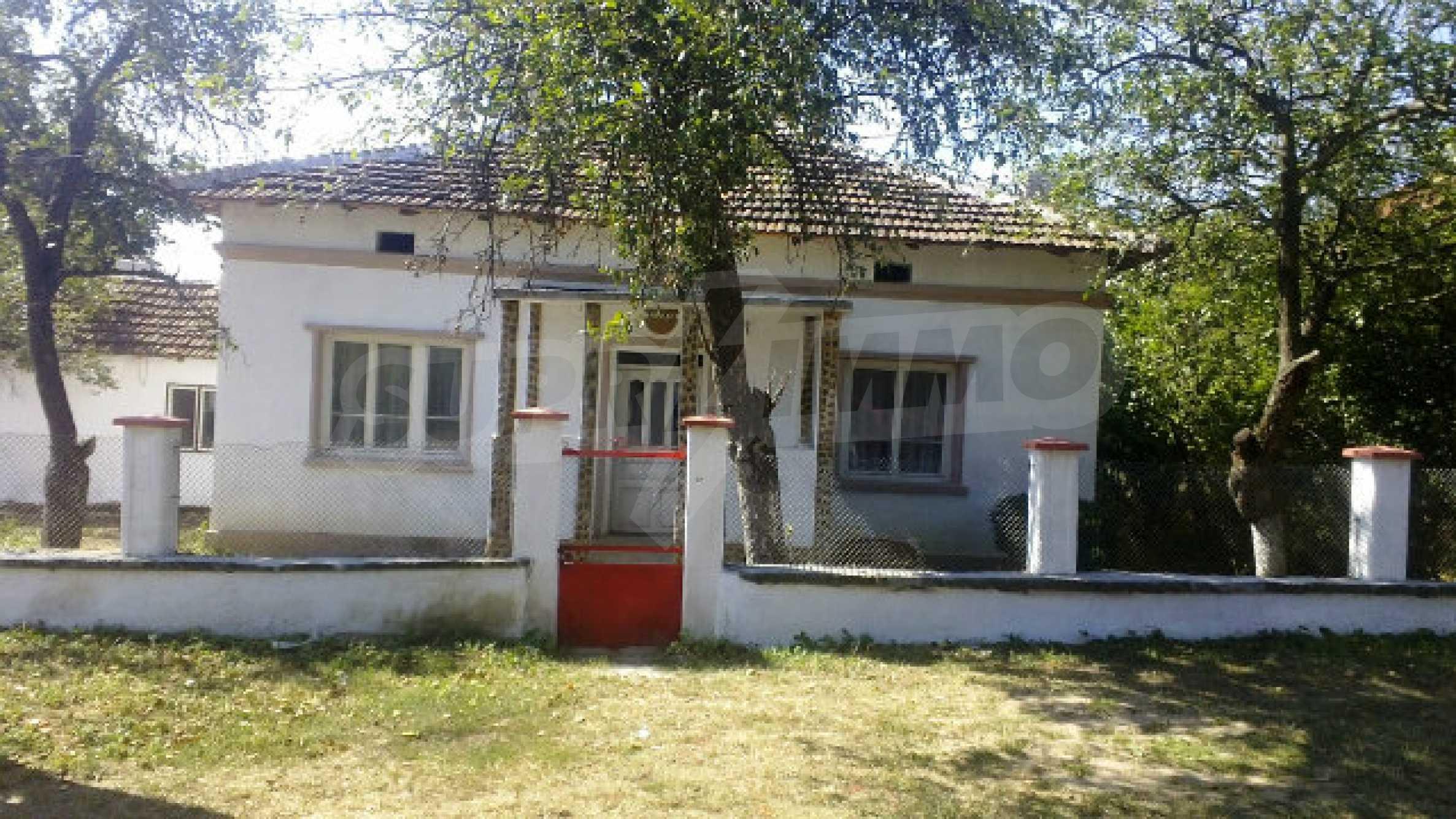 Massives einstöckiges Haus mit Küche in einem kleinen Dorf 40 km von Vidin entfernt 2