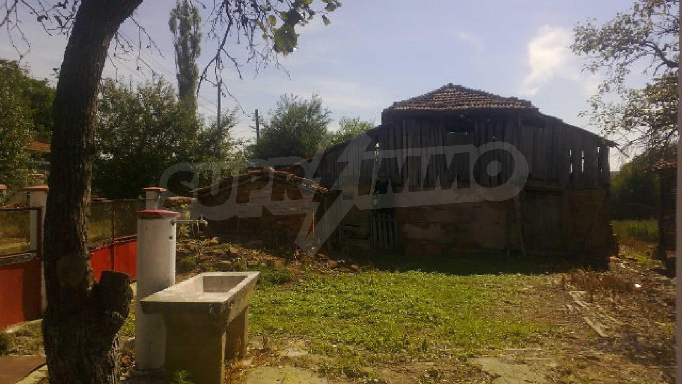 Massives einstöckiges Haus mit Küche in einem kleinen Dorf 40 km von Vidin entfernt 32