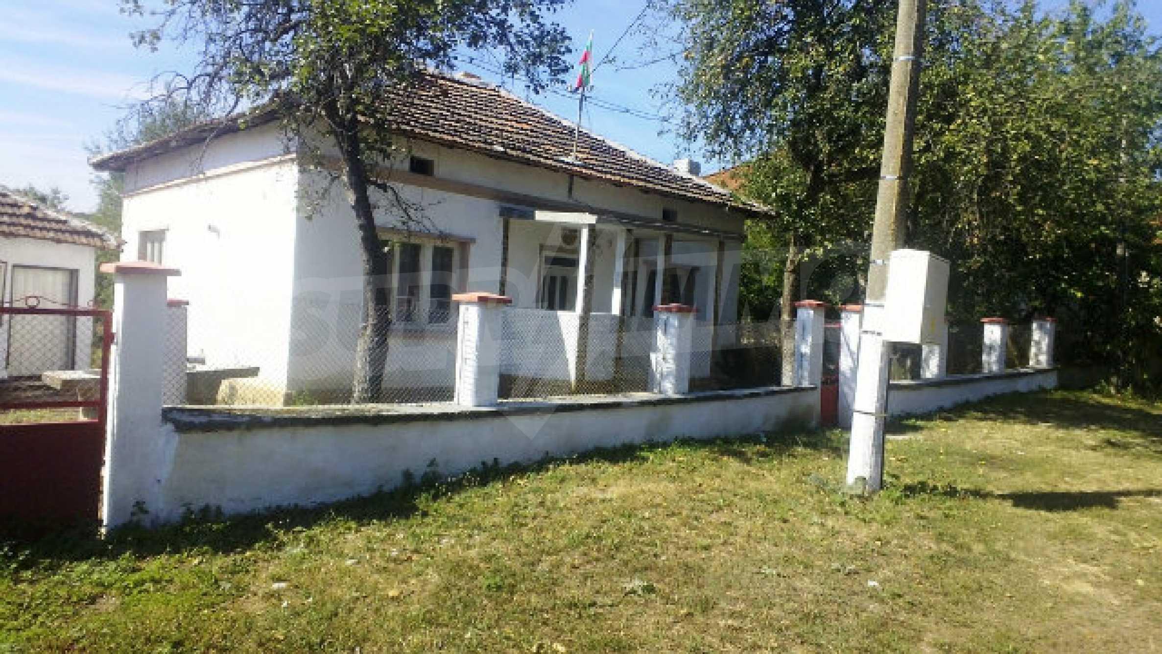 Massives einstöckiges Haus mit Küche in einem kleinen Dorf 40 km von Vidin entfernt 4