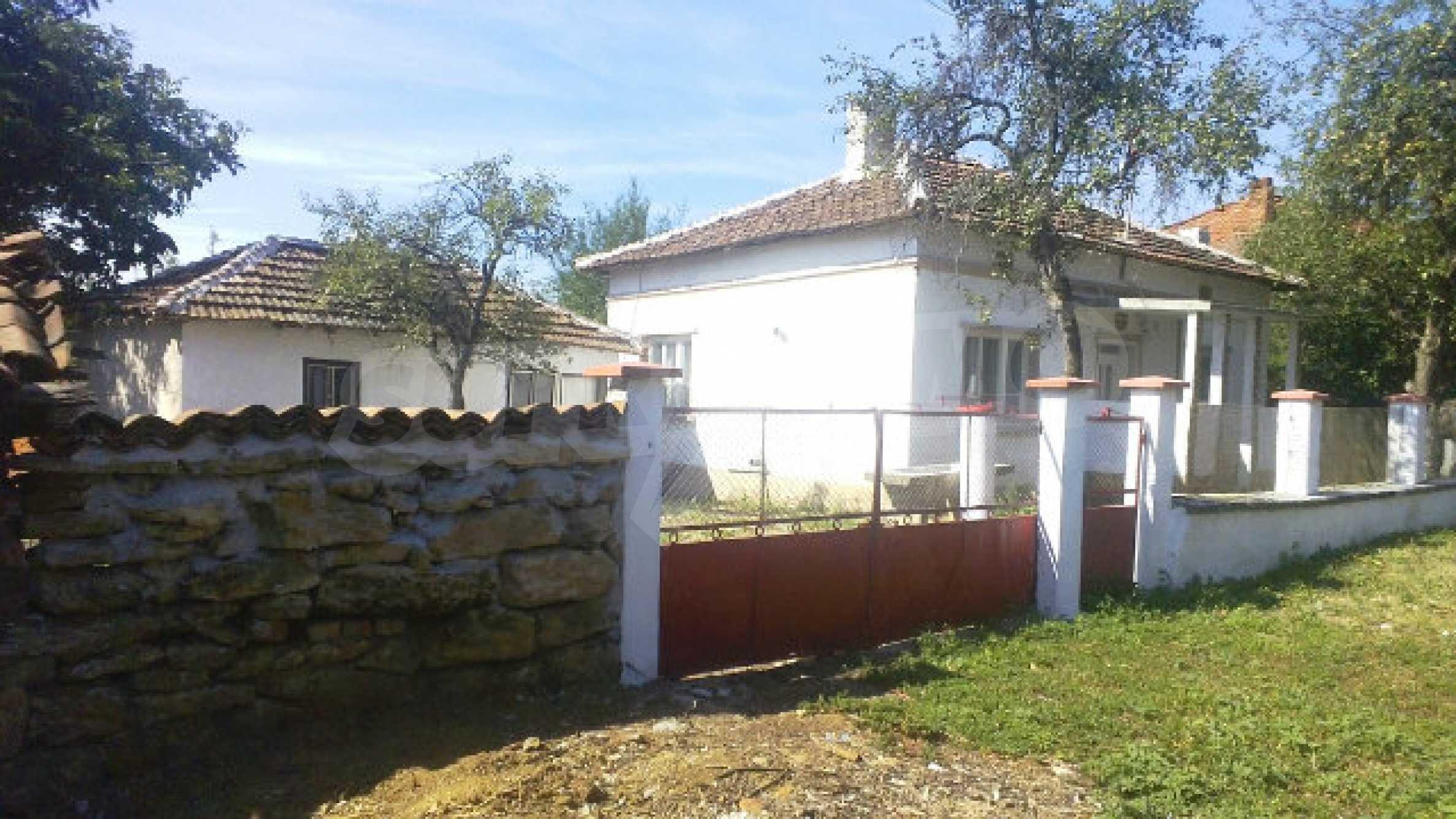 Massives einstöckiges Haus mit Küche in einem kleinen Dorf 40 km von Vidin entfernt 5