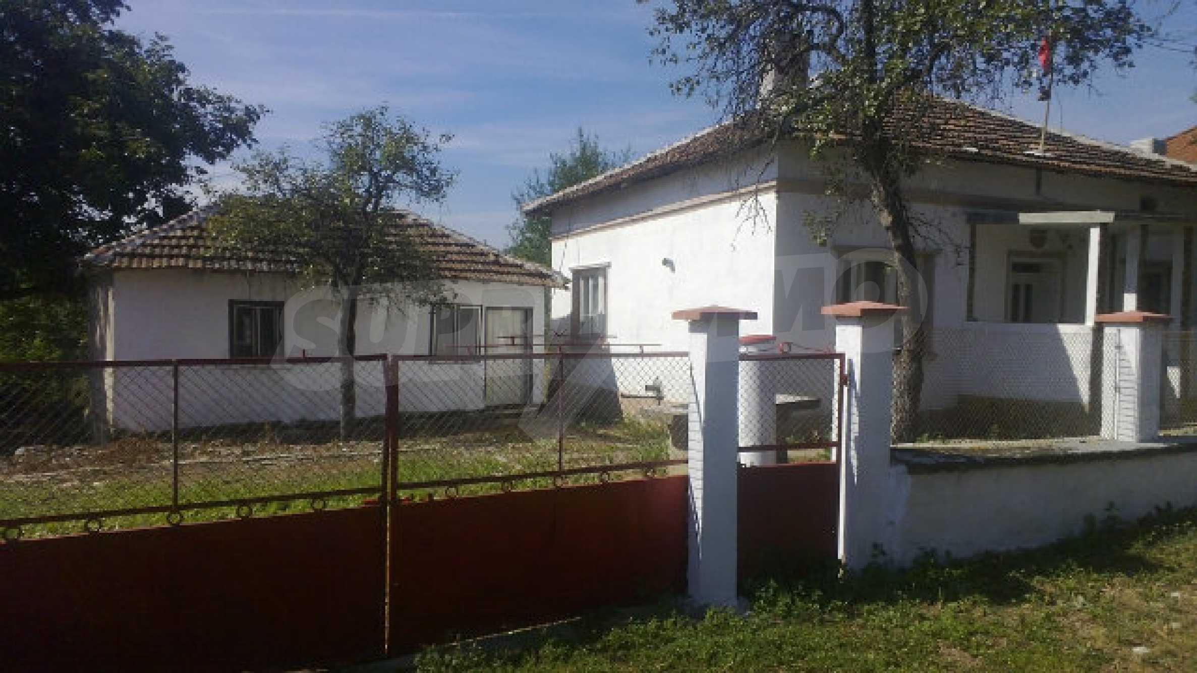 Massives einstöckiges Haus mit Küche in einem kleinen Dorf 40 km von Vidin entfernt 6