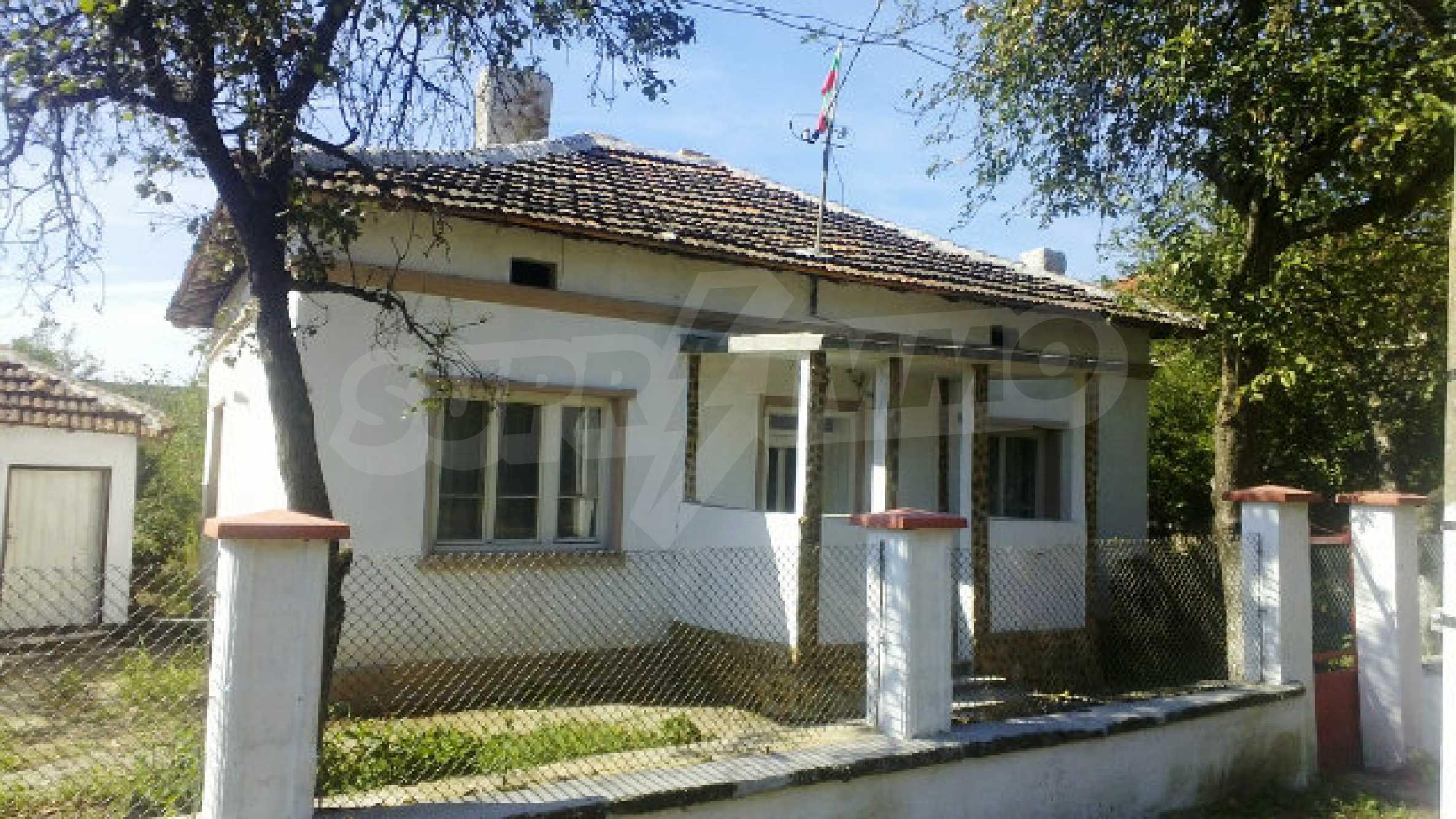 Massives einstöckiges Haus mit Küche in einem kleinen Dorf 40 km von Vidin entfernt 7