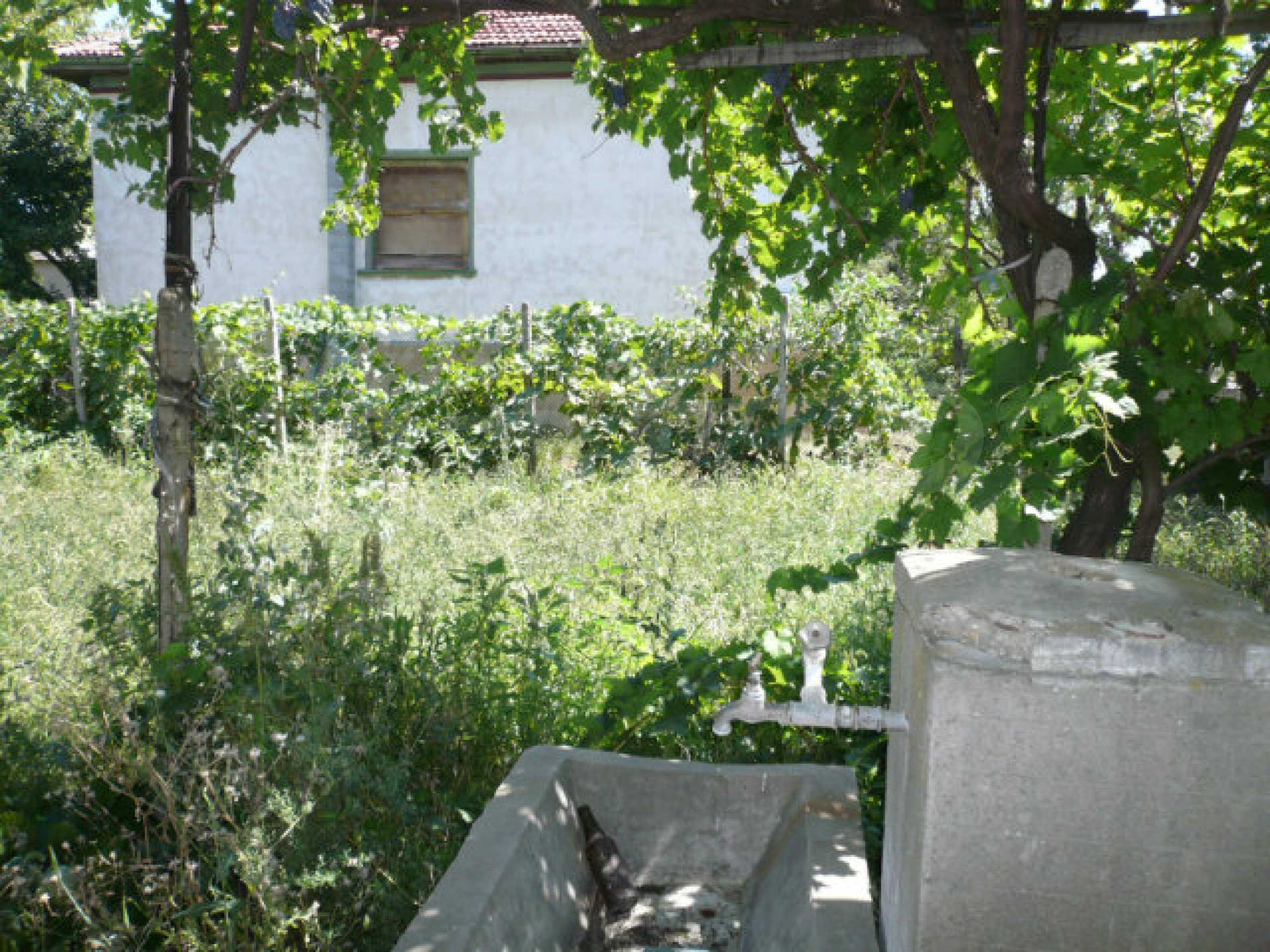 Big rural two-storey house on the Danube river near Vidin 3