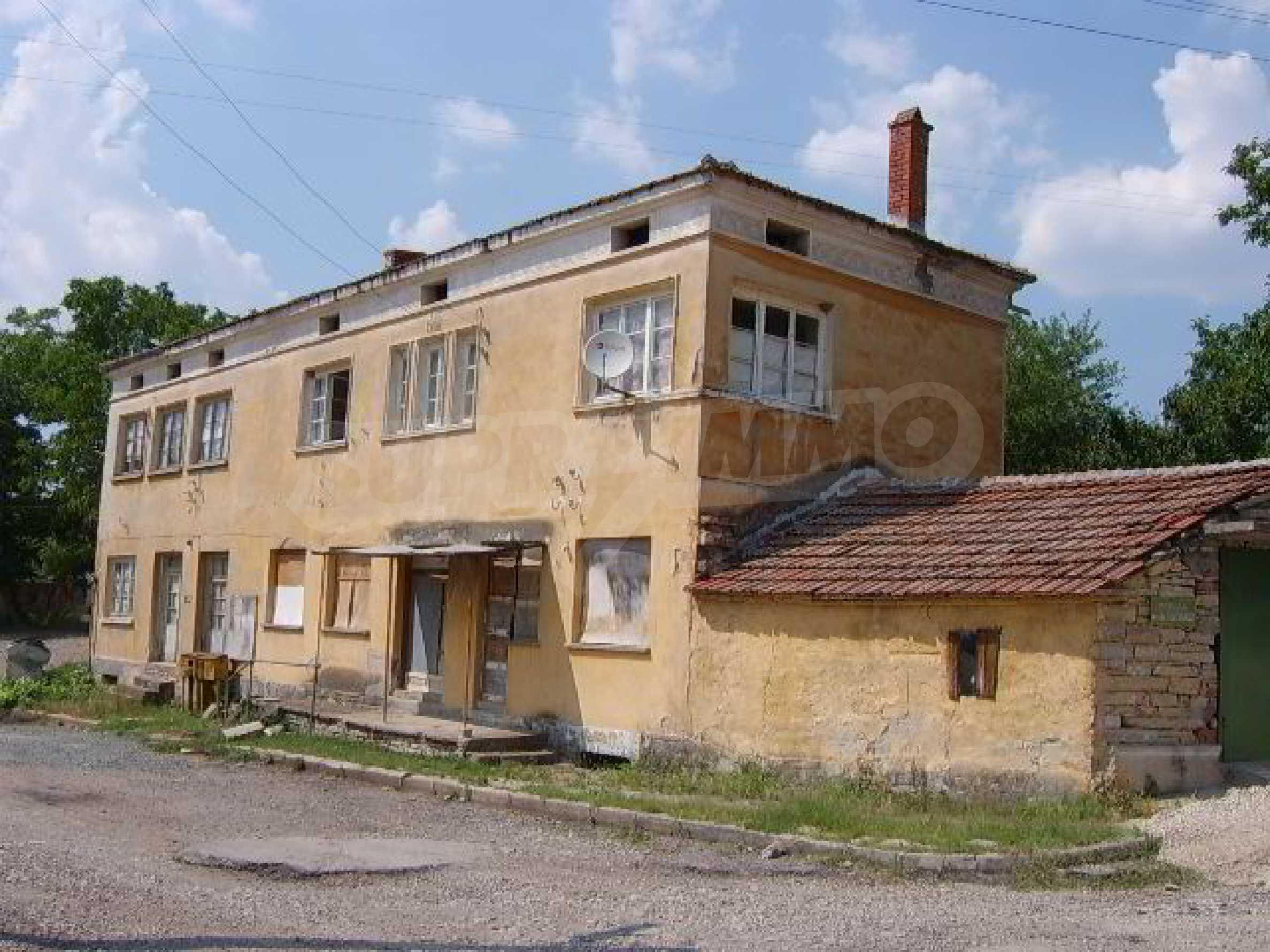 Дом вблизи г. Стара Загора 1