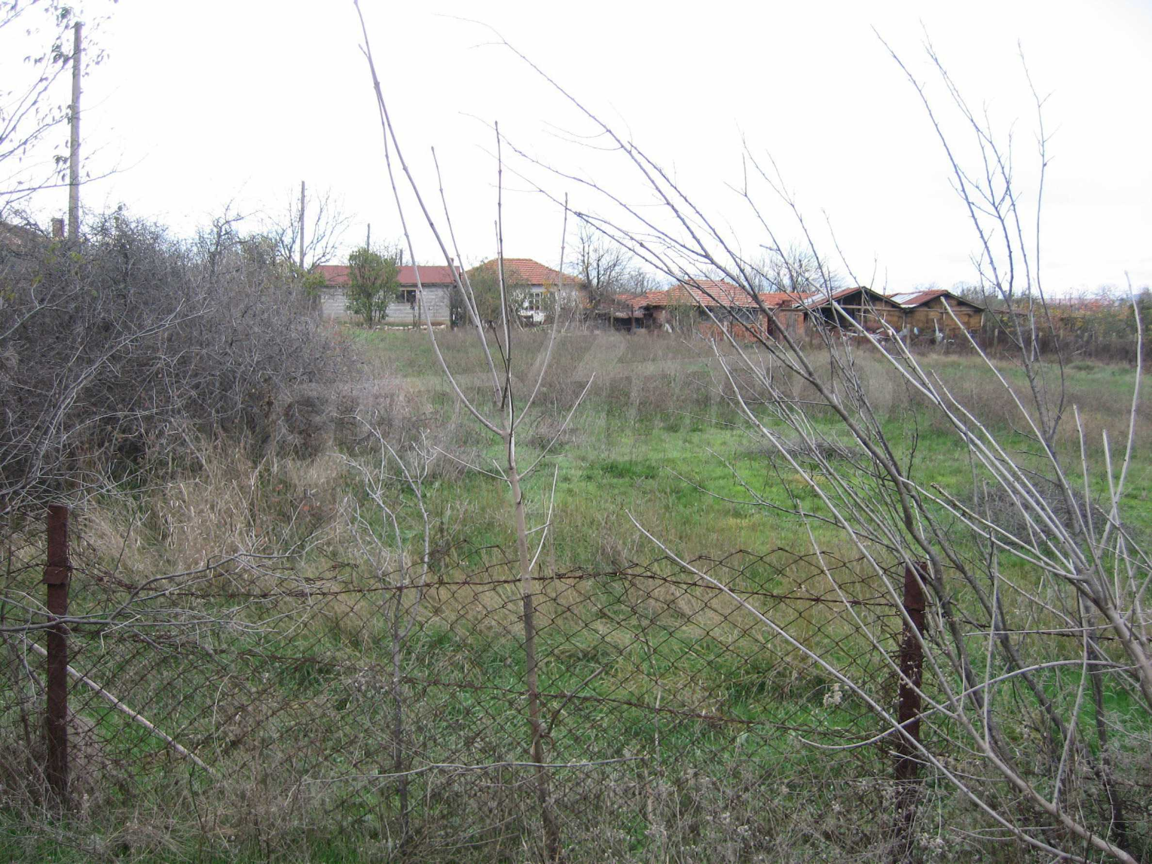 Regulated plot of land for private house 30 km from Yambol 9