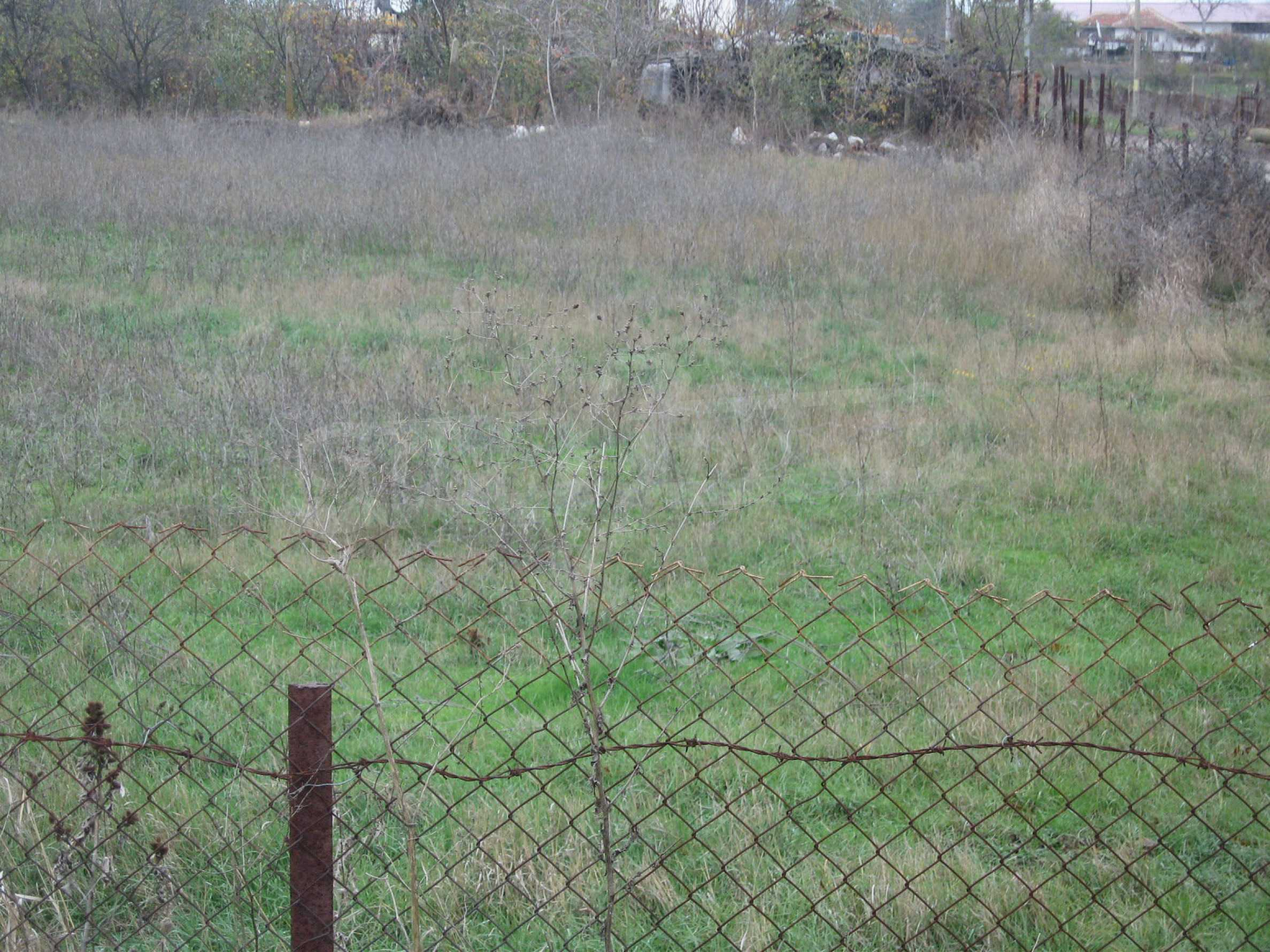 Regulated plot of land for private house 30 km from Yambol 2