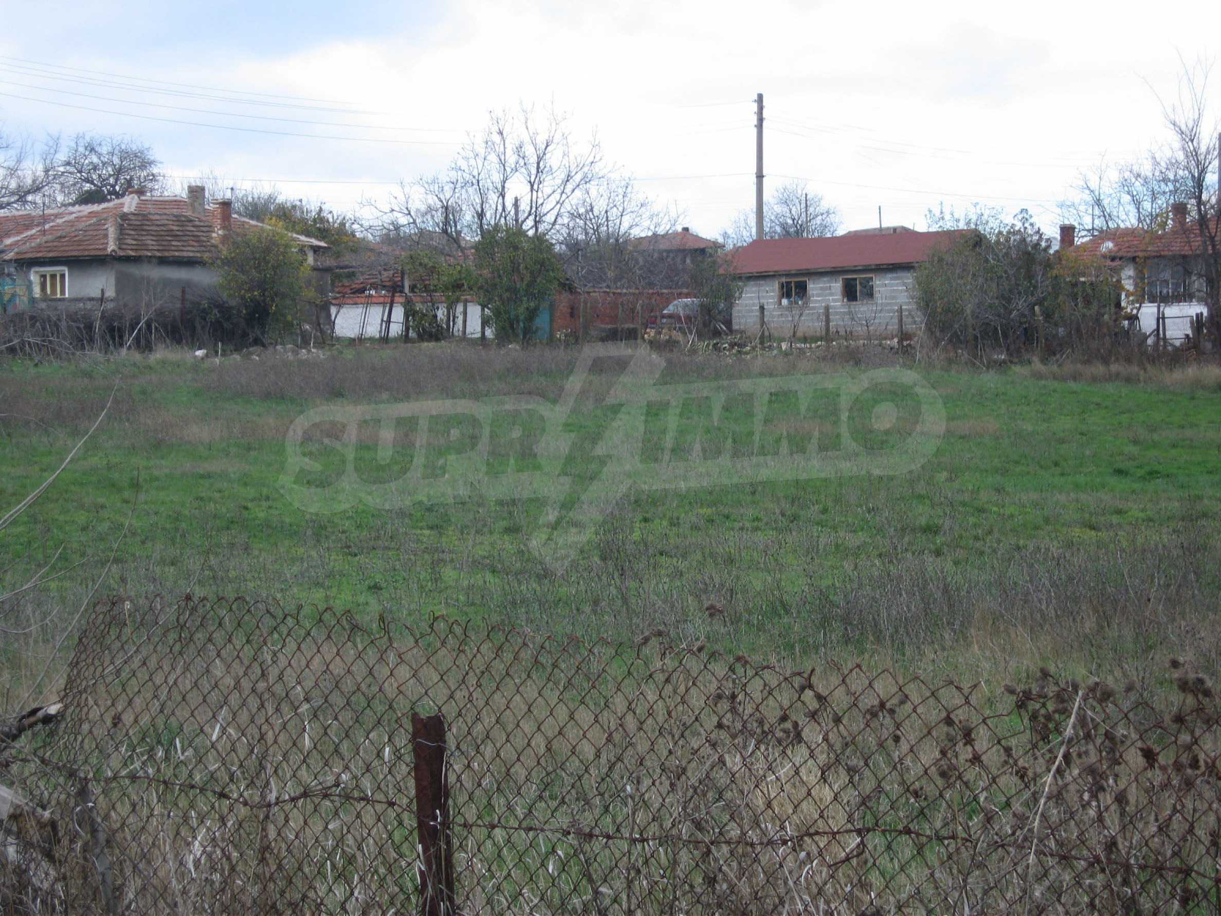 Regulated plot of land for private house 30 km from Yambol 3
