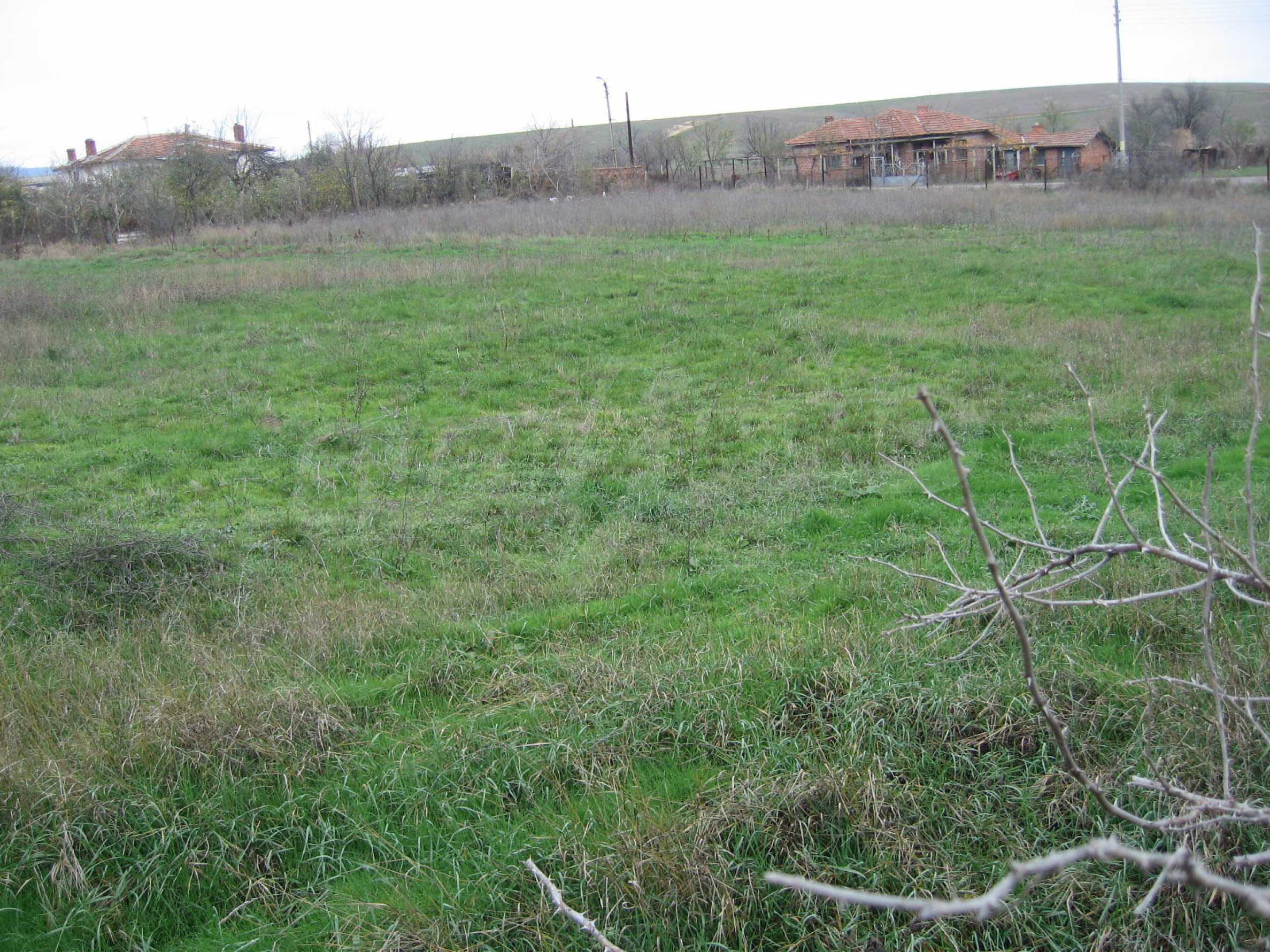 Regulated plot of land for private house 30 km from Yambol 4