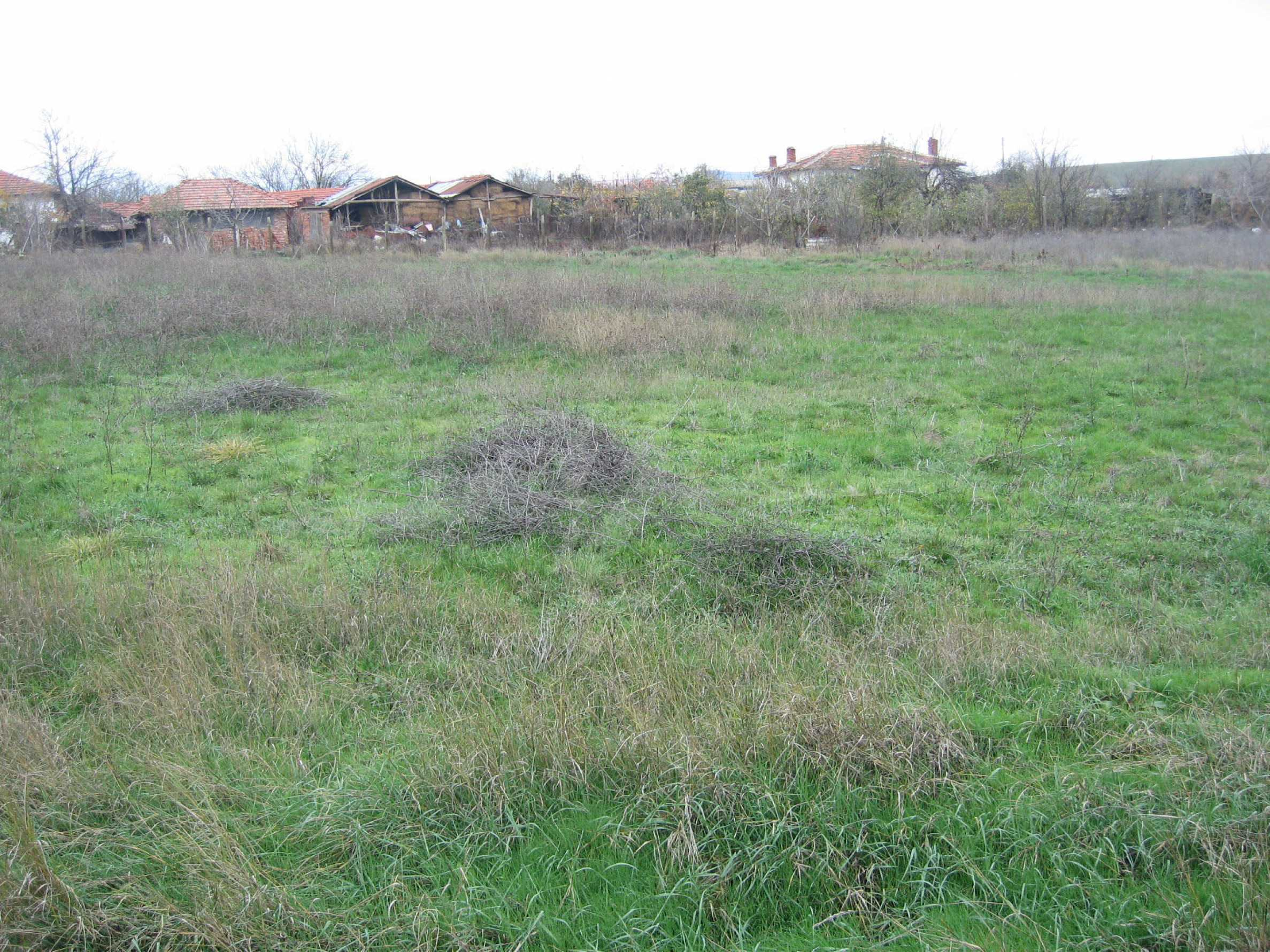 Regulated plot of land for private house 30 km from Yambol 5